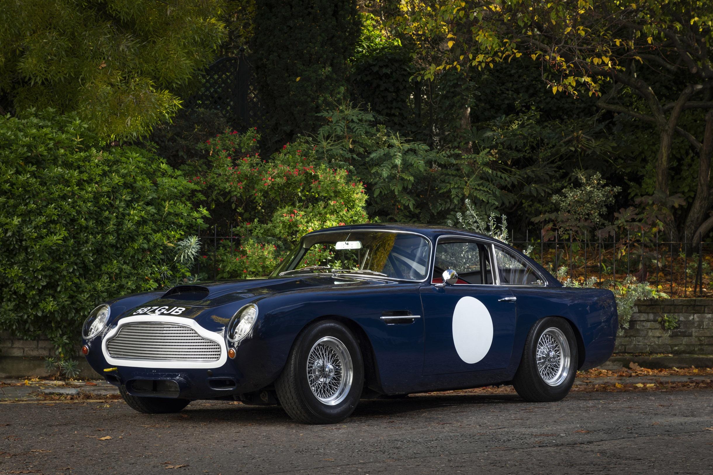 1960 Aston Martin Db4 Gt Oldtimer Zu Verkaufen