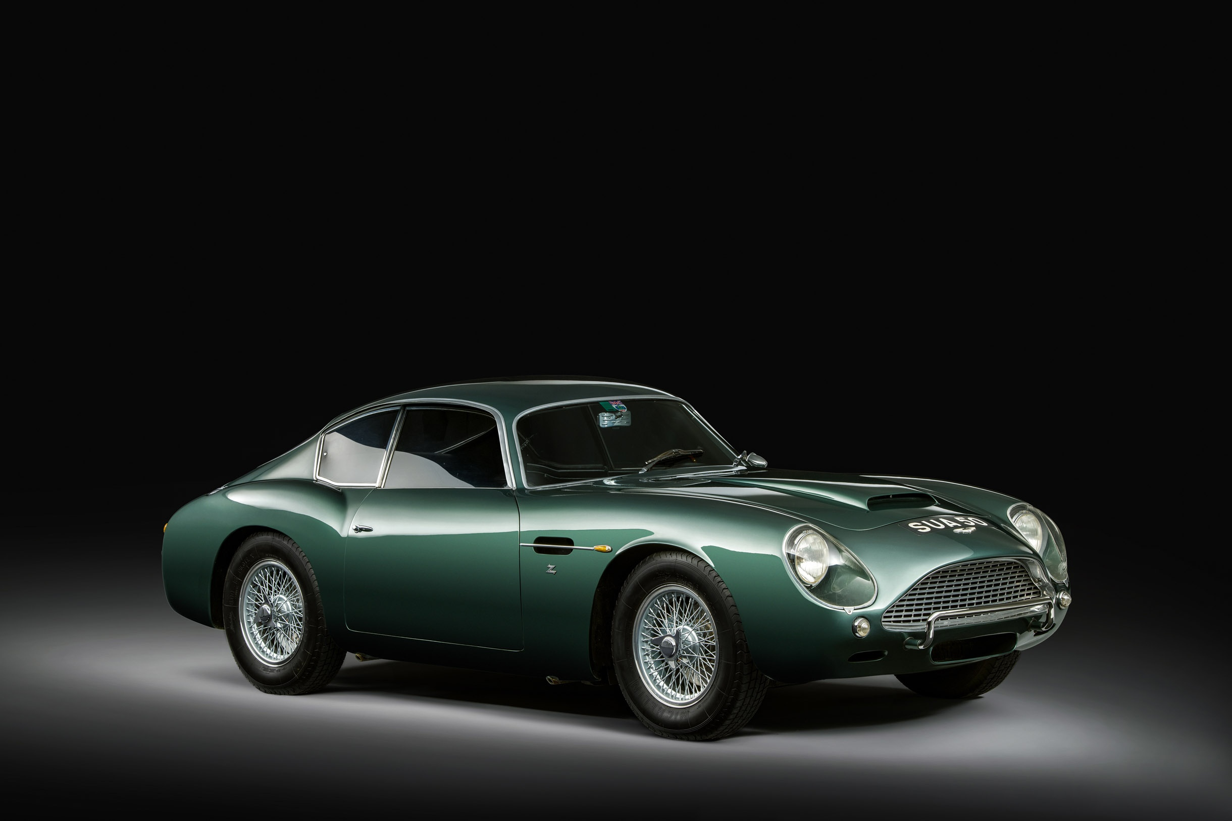 1961 Aston Martin Db4 Gt Vintage Car For Sale