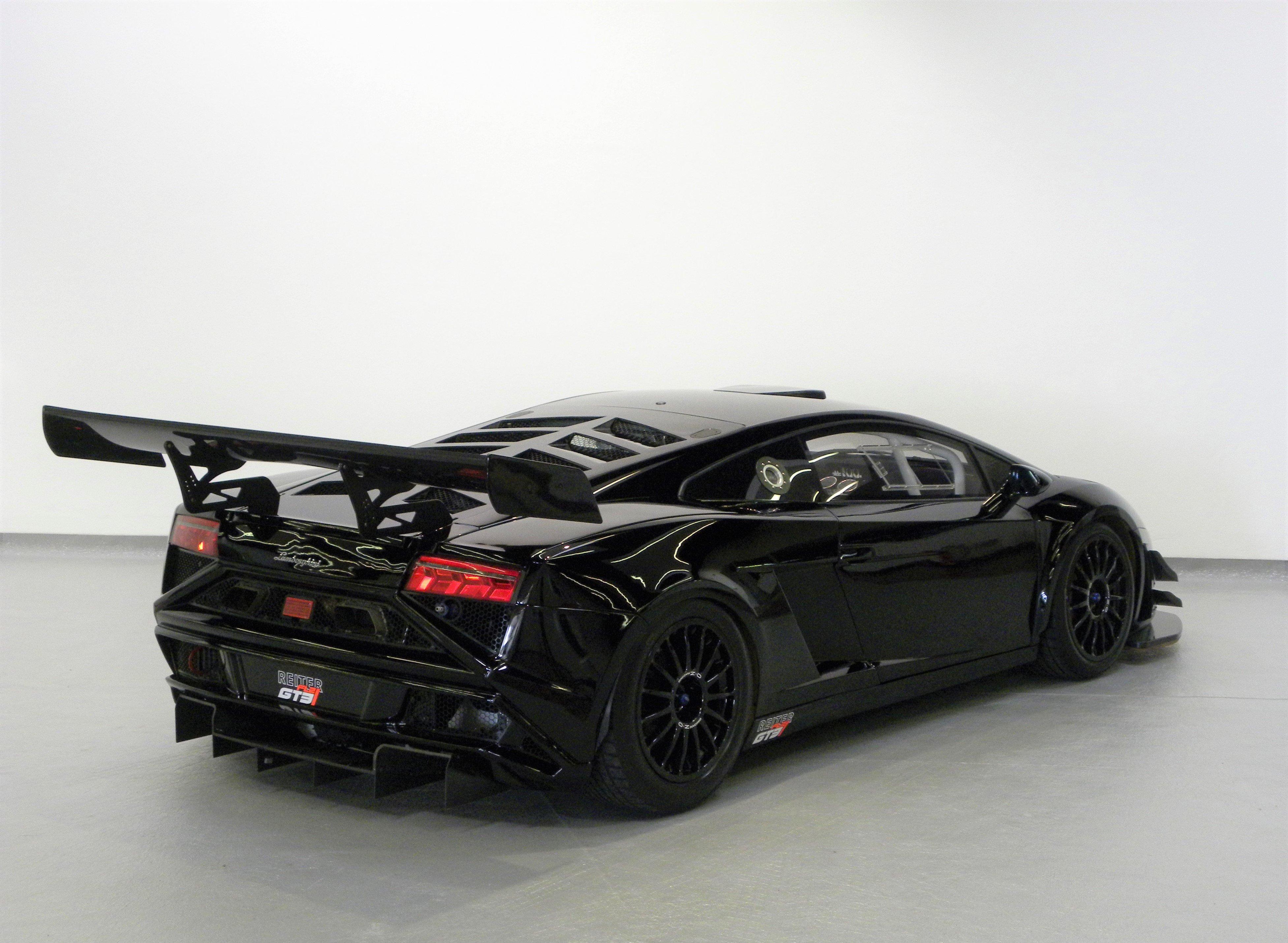 2013 Lamborghini Gallardo Gt3 Fl2 Classic Driver Market
