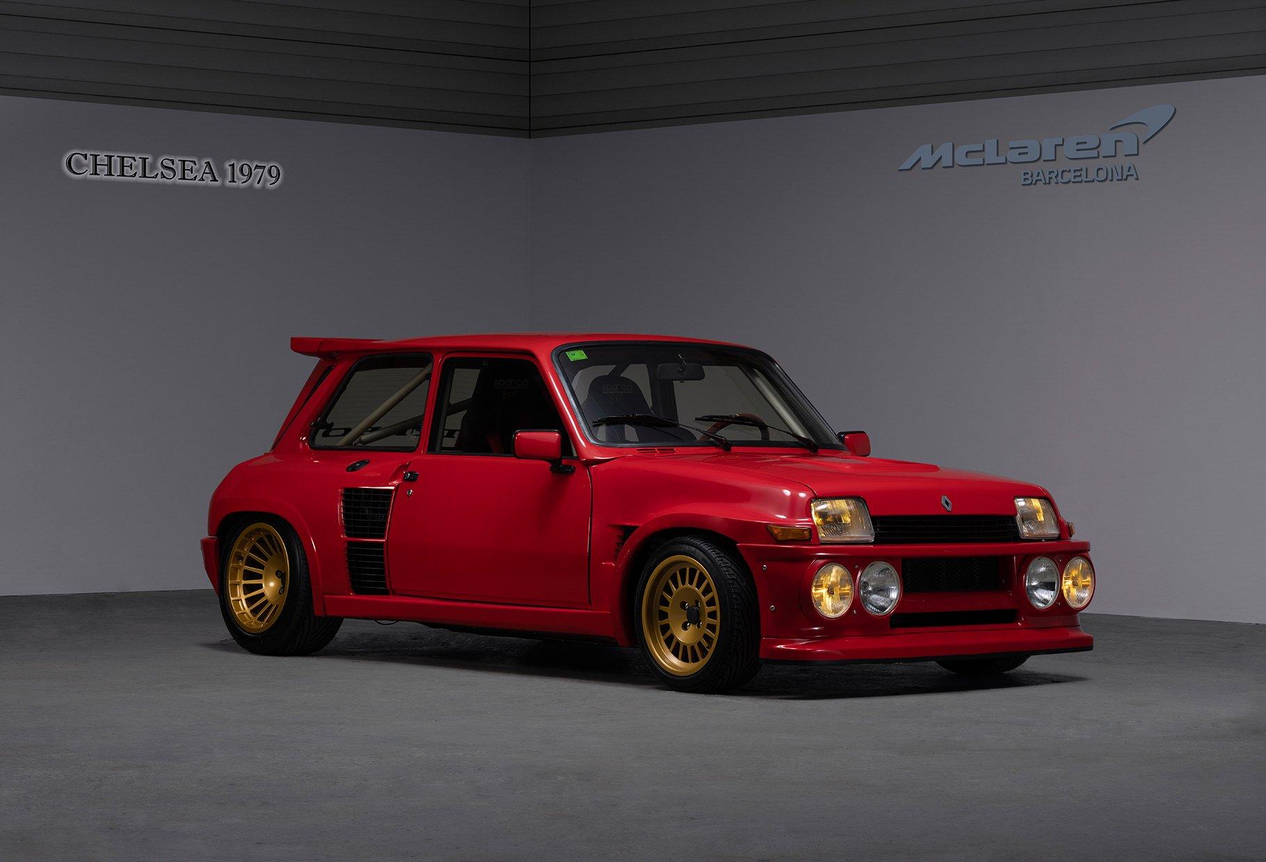 1985 Renault 5 Turbo 2 Look Maxi Classic Driver Market