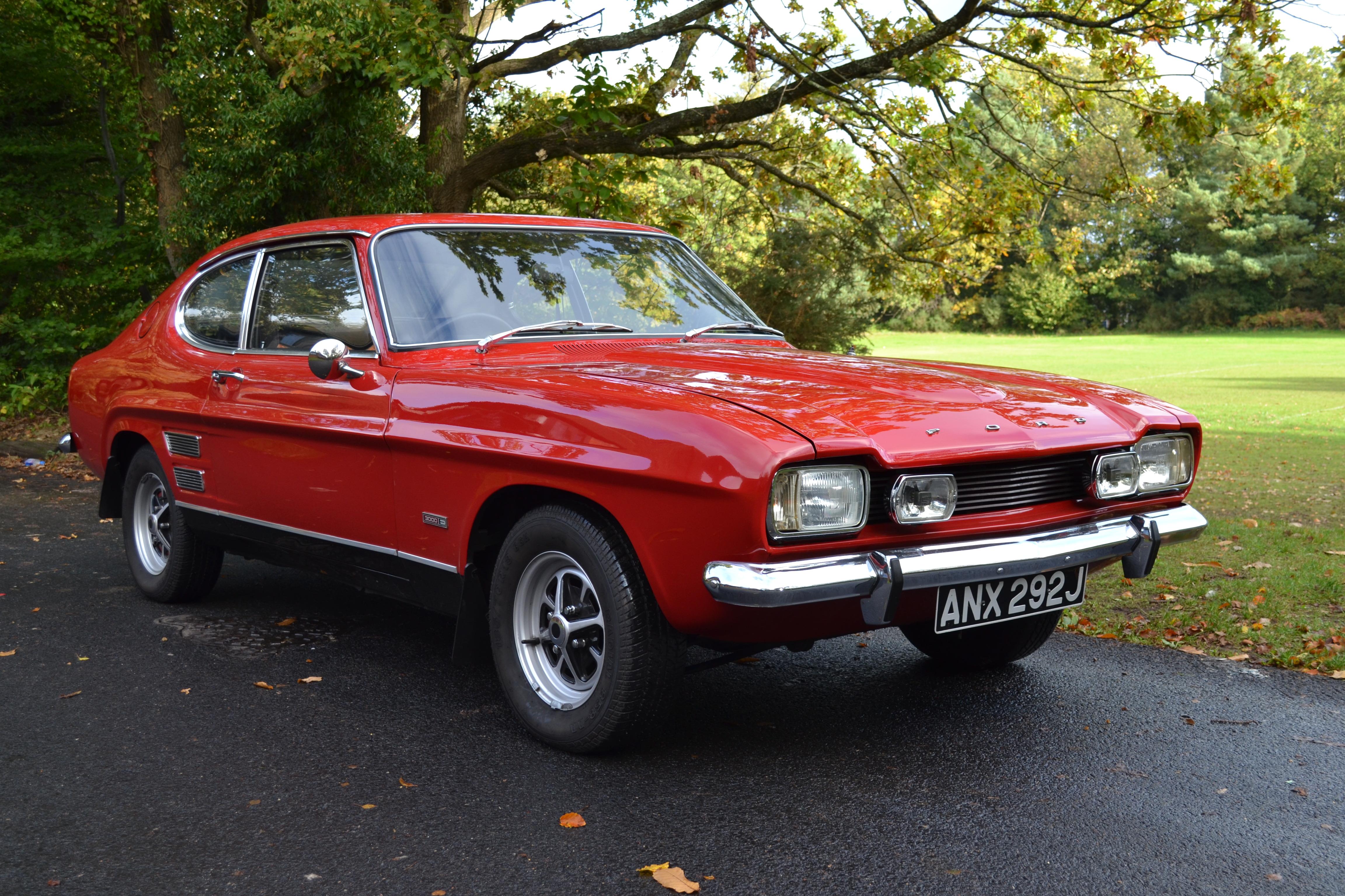 1970 Ford Capri Classic Driver Market