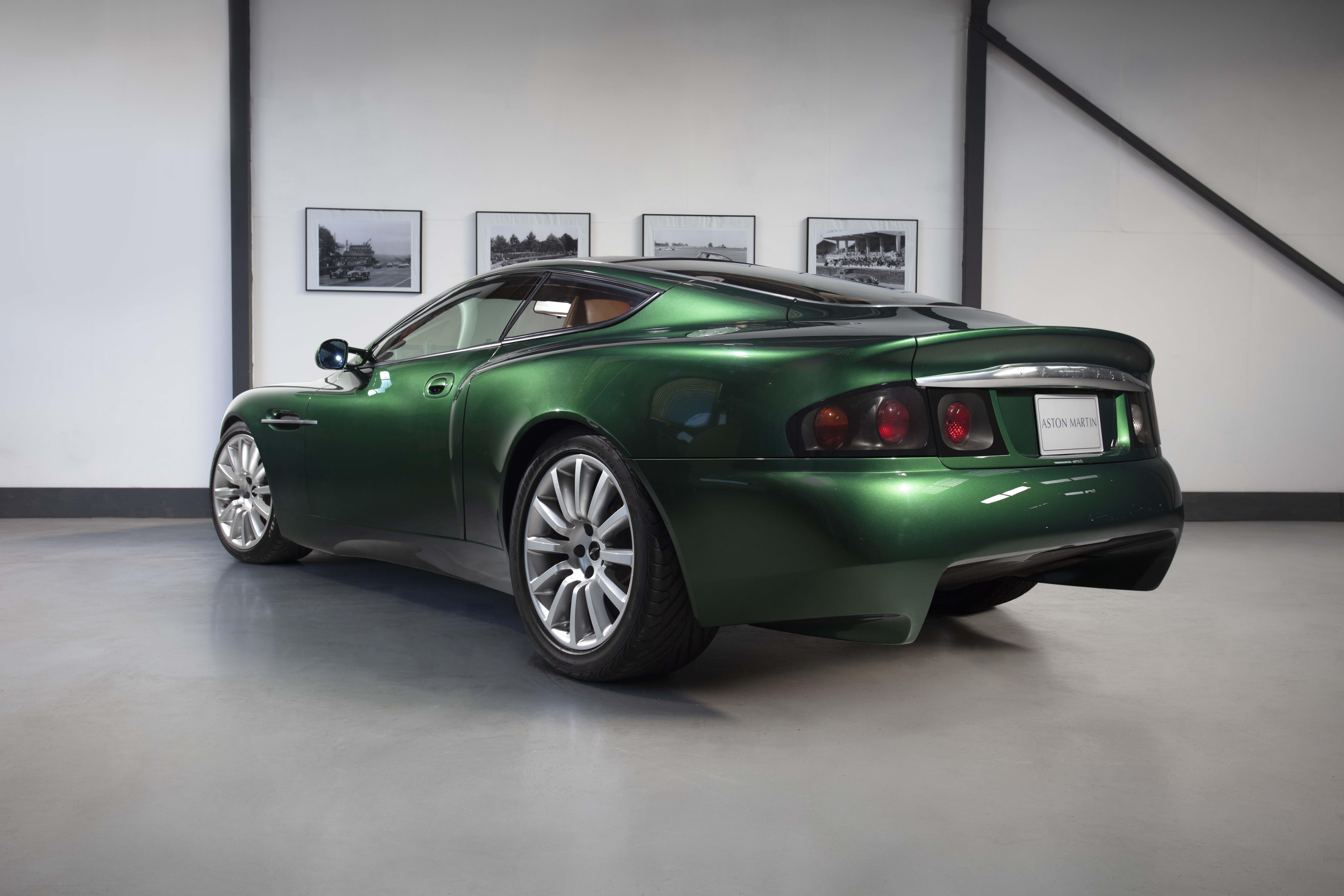 2000 Aston Martin Prototype Project Vantage Classic Driver Market