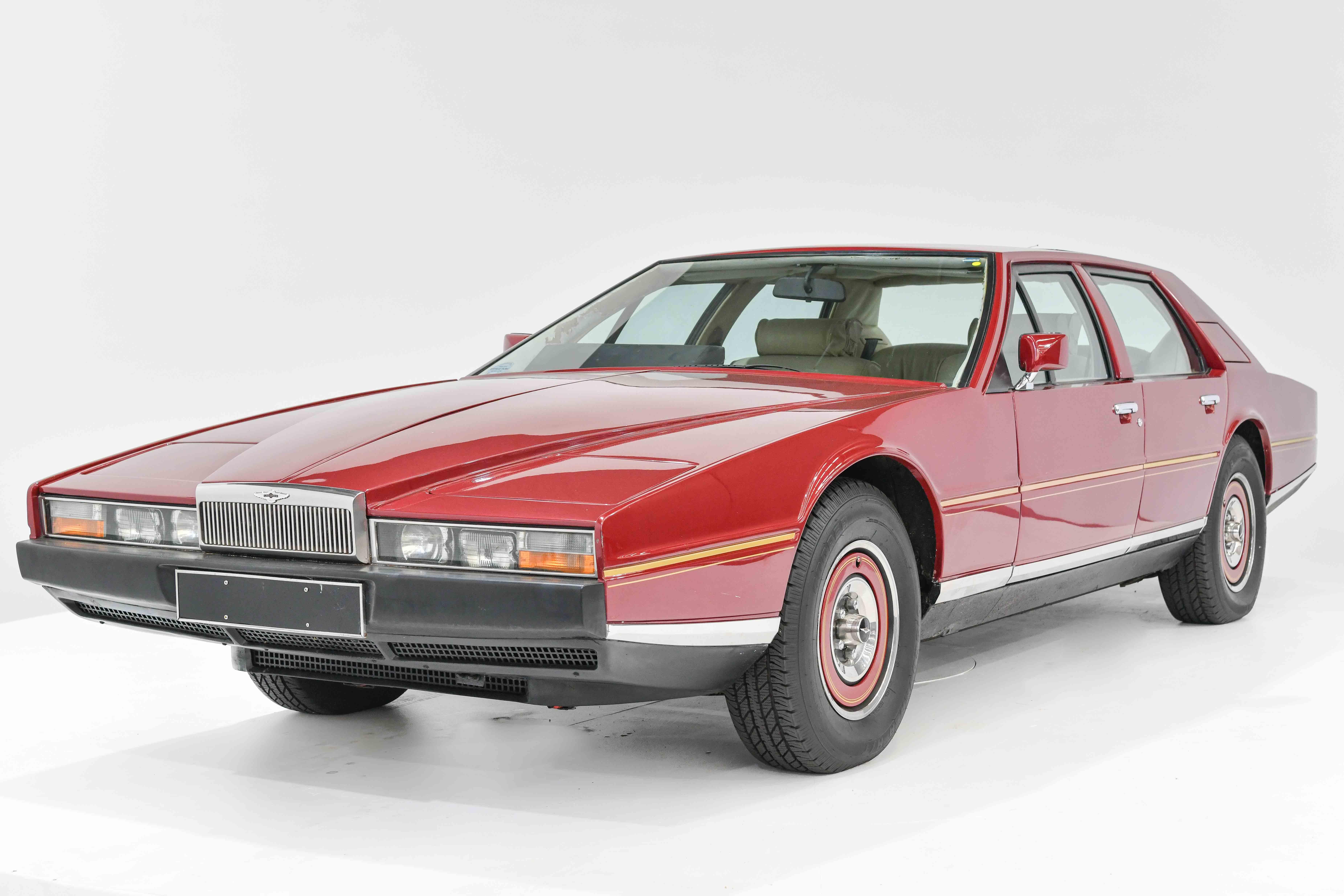 1980 aston martin lagonda - oldtimer zu verkaufen