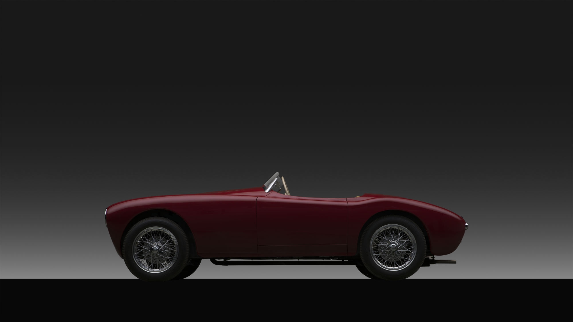 1952 Siata Barchetta 300BC Sports Spider by Bertone