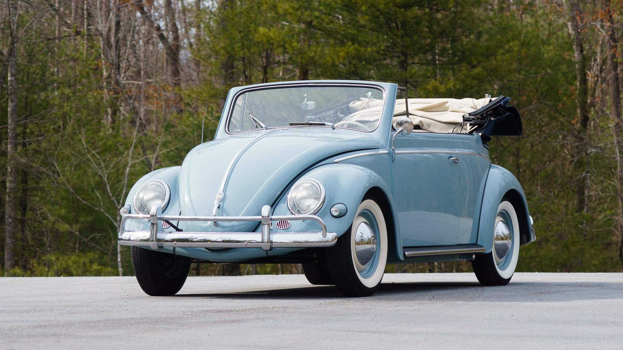 1957 Vw Beetle Beetle Cabriolet By Karmann Classic Driver Market