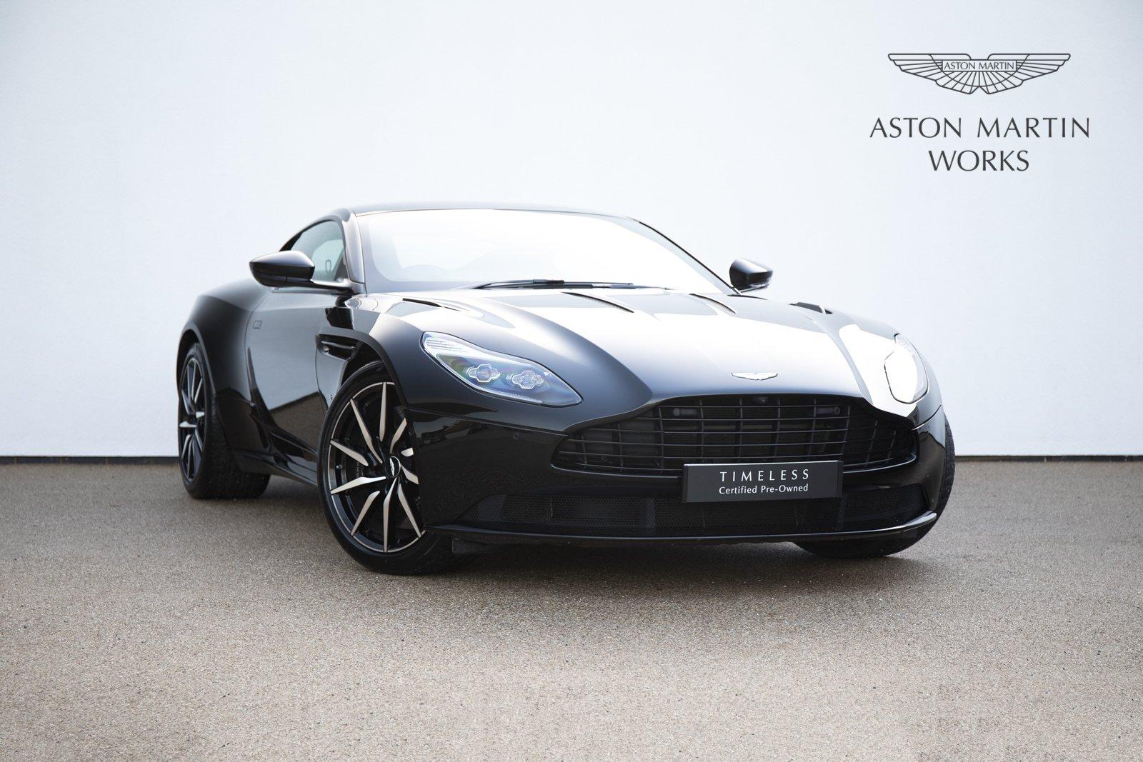 2016 Aston Martin Db11 Ceo Launch Edition Classic Driver Market