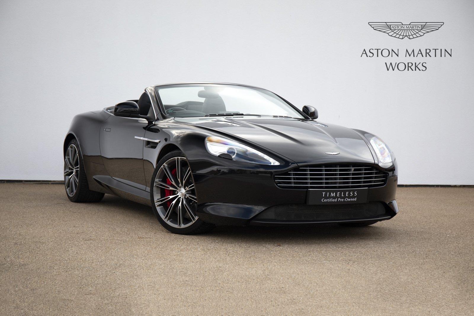2012 Aston Martin Virage Volante Classic Driver Market