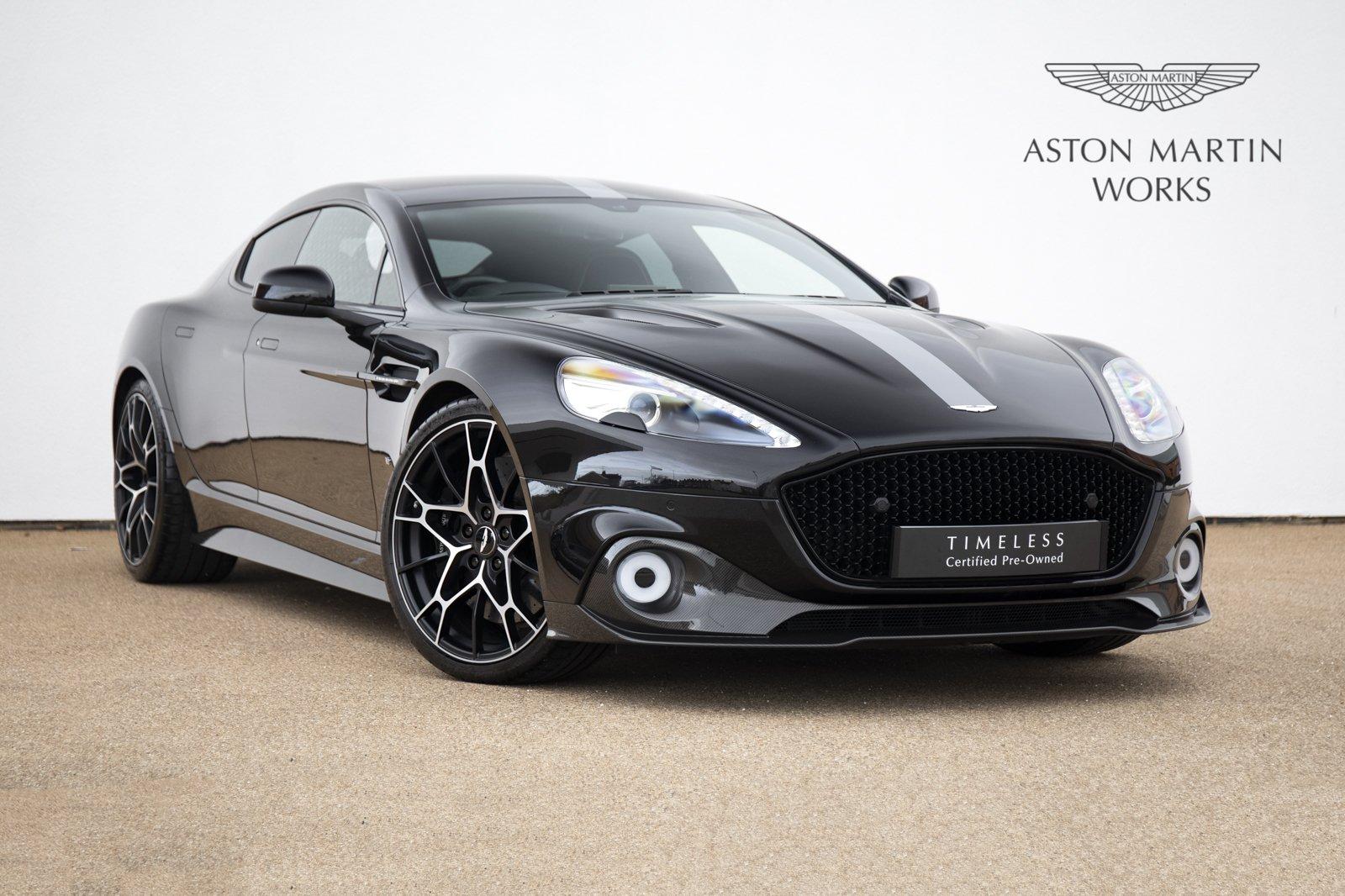2019 Aston Martin Rapide Amr Classic Driver Market