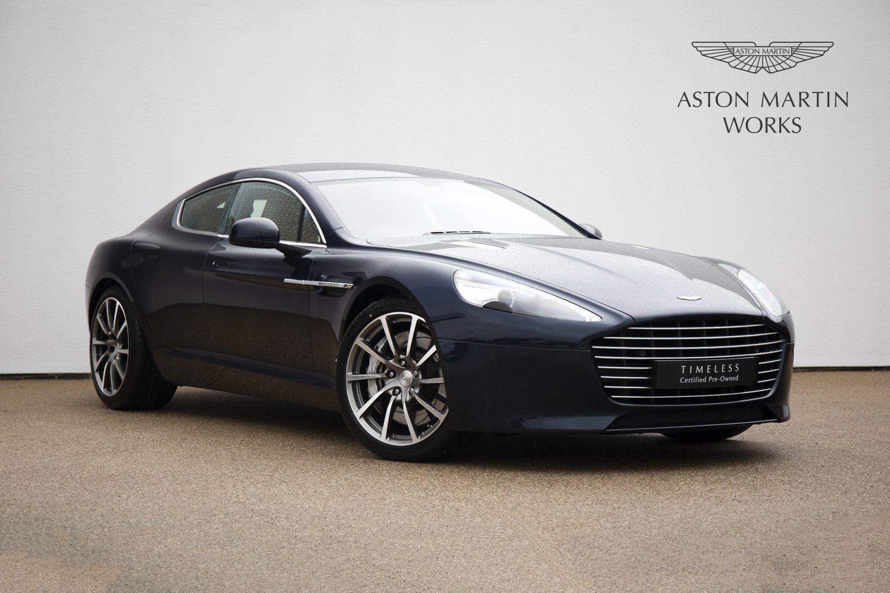 2014 Aston Martin Rapide S Classic Driver Market