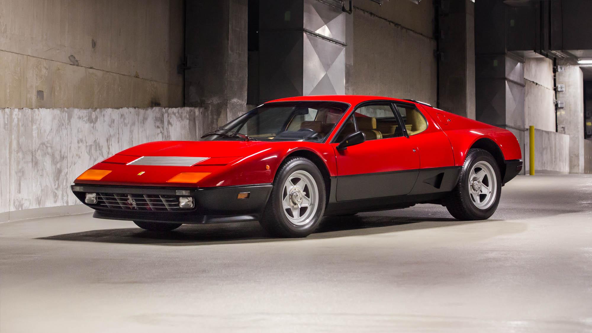 1981 Ferrari 512 BBi | Classic Driver Market