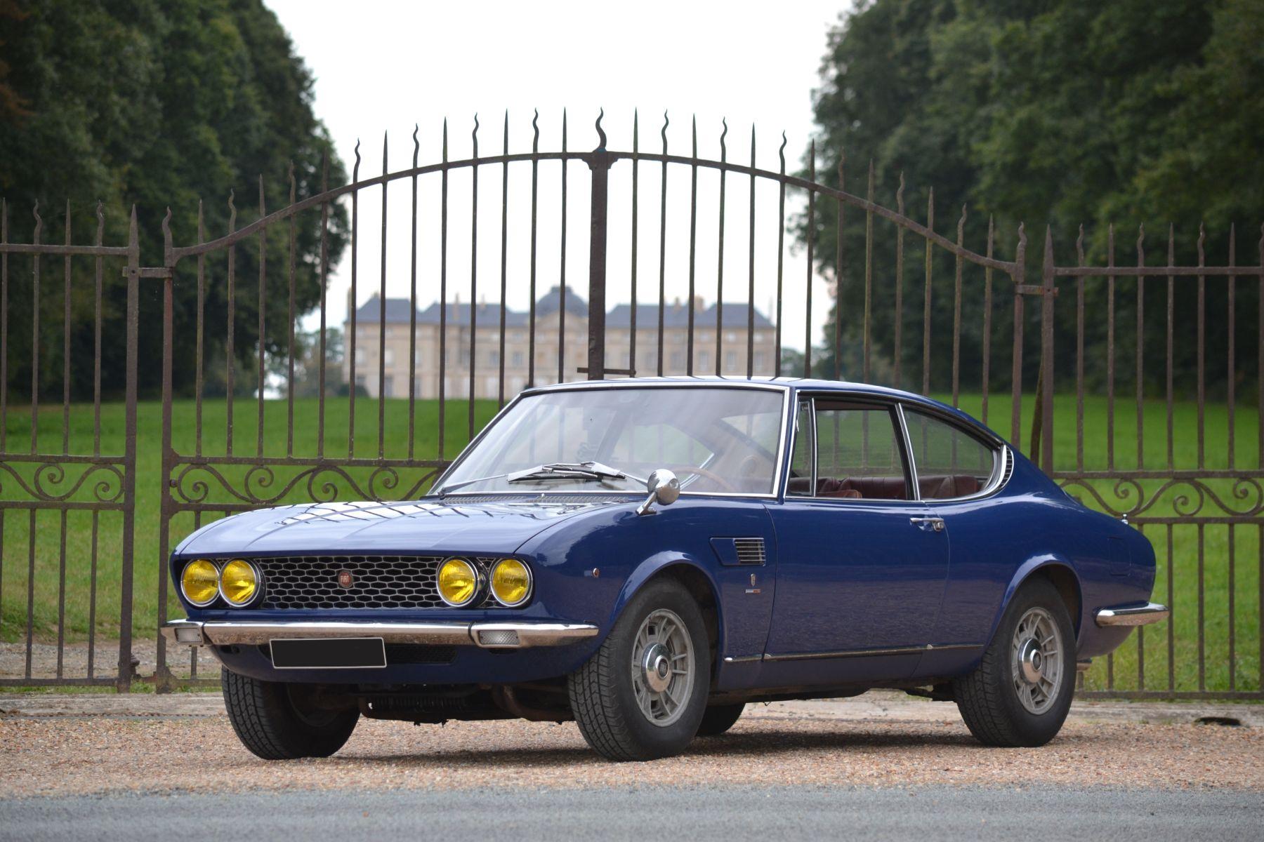 1968 Fiat Dino Dino Coupe 2l Classic Driver Market