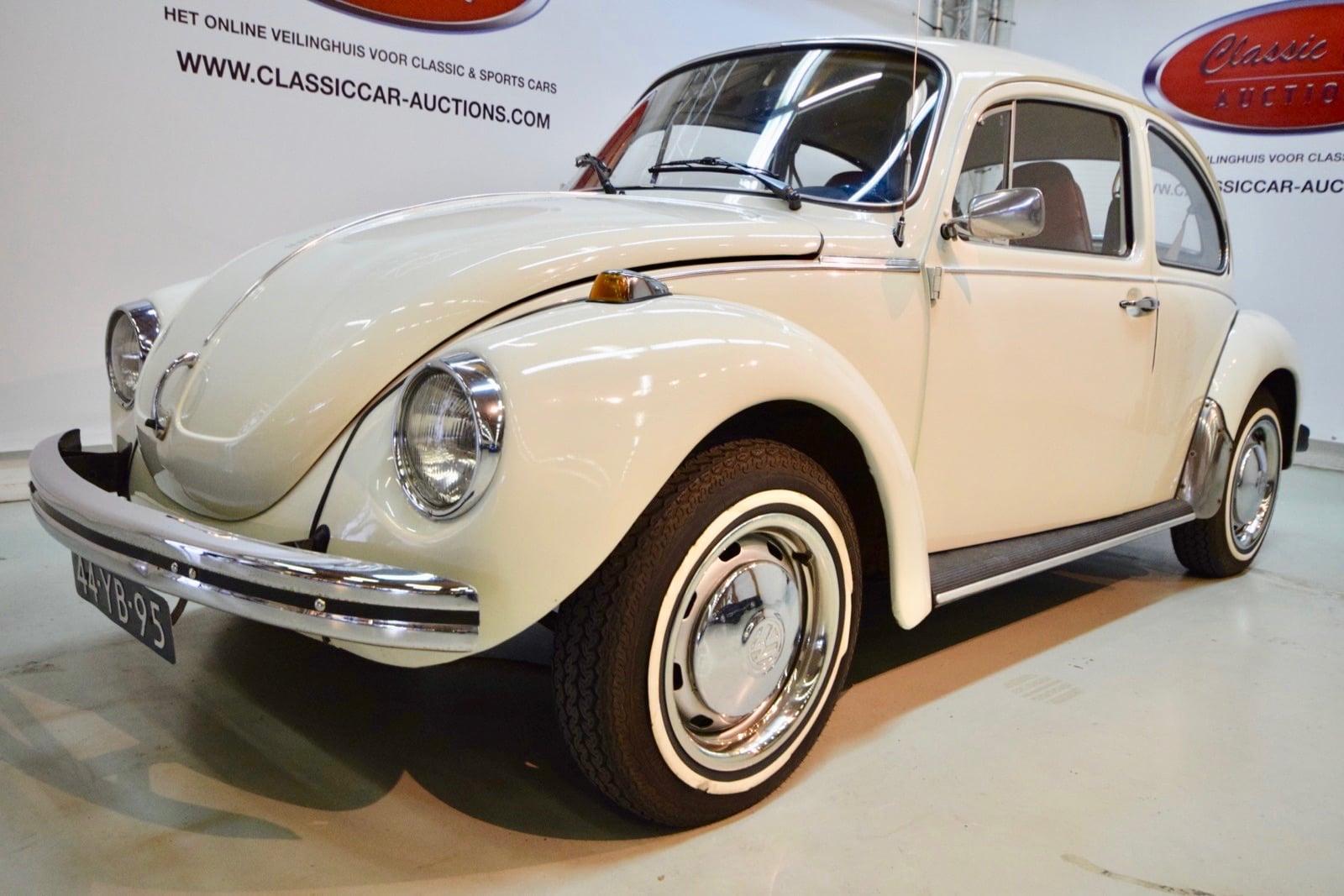 1973 Vw Beetle Vintage Car For Sale