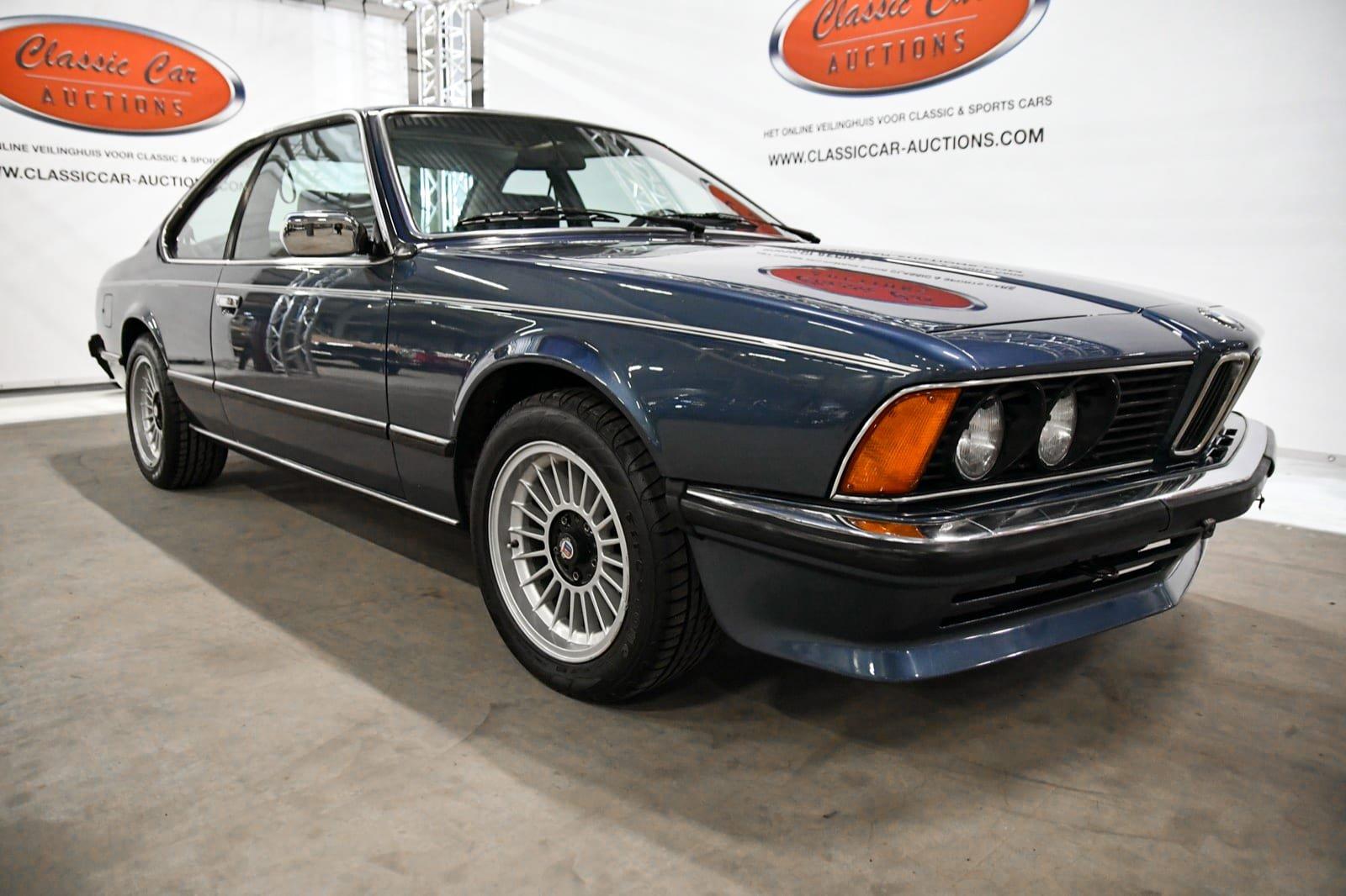 1980 Bmw 635 Csi Classic Driver Market