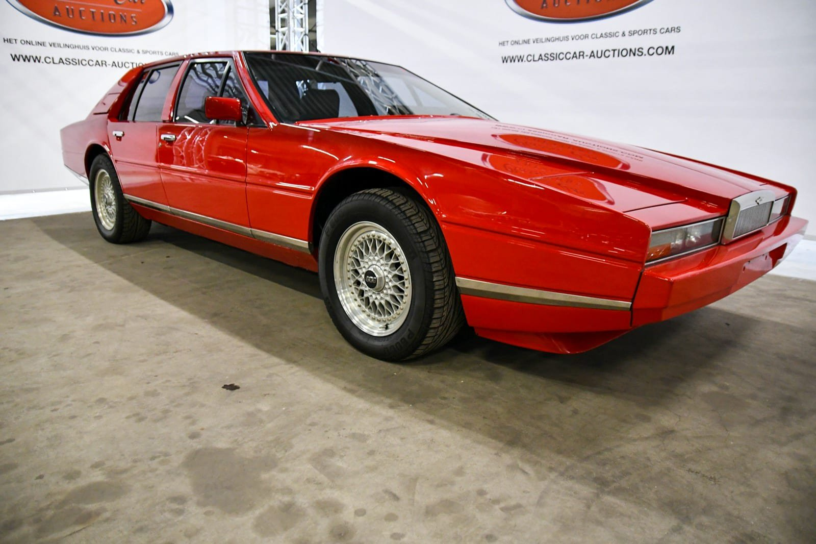1984 Aston Martin Lagonda Classic Driver Market