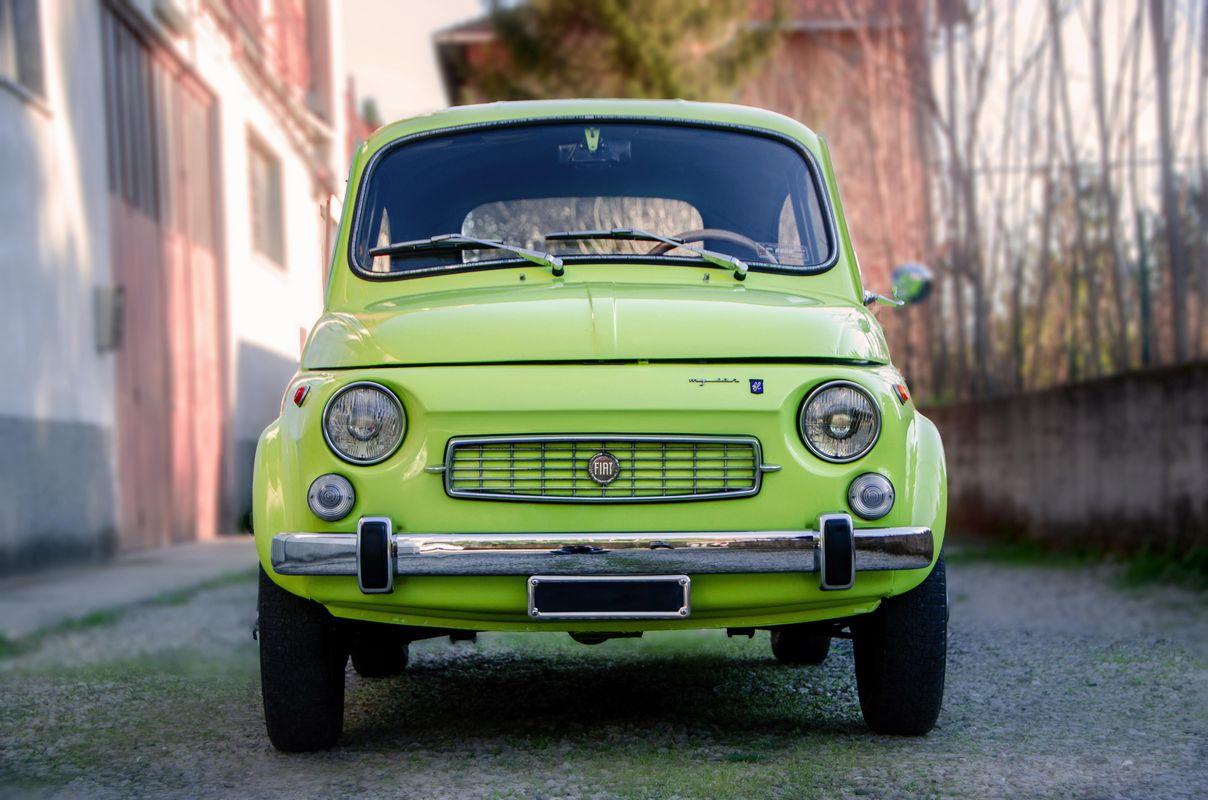 1971 Fiat 500 Classic Driver Market