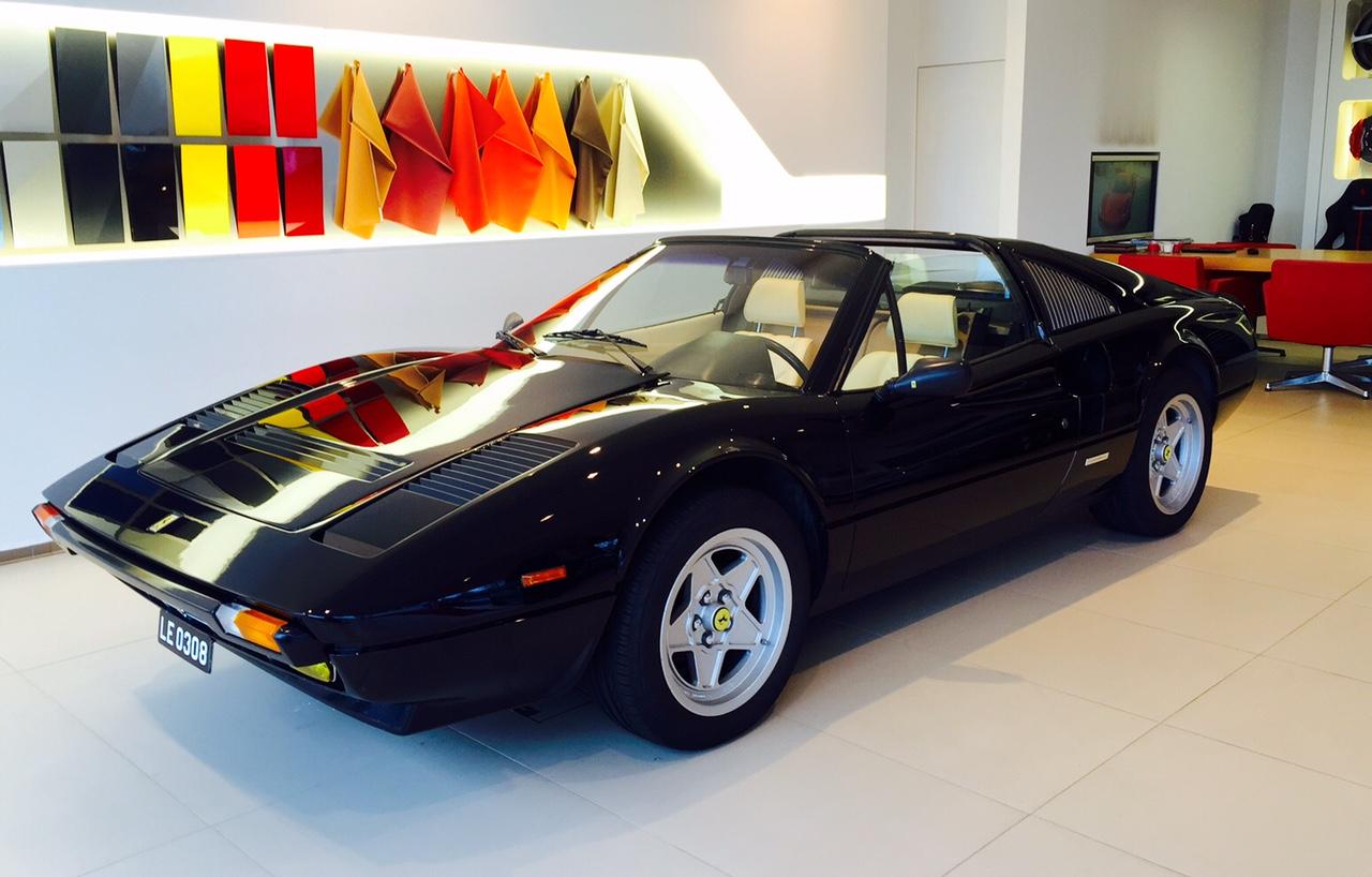 1985 Ferrari 308  QV  Classic Driver Market