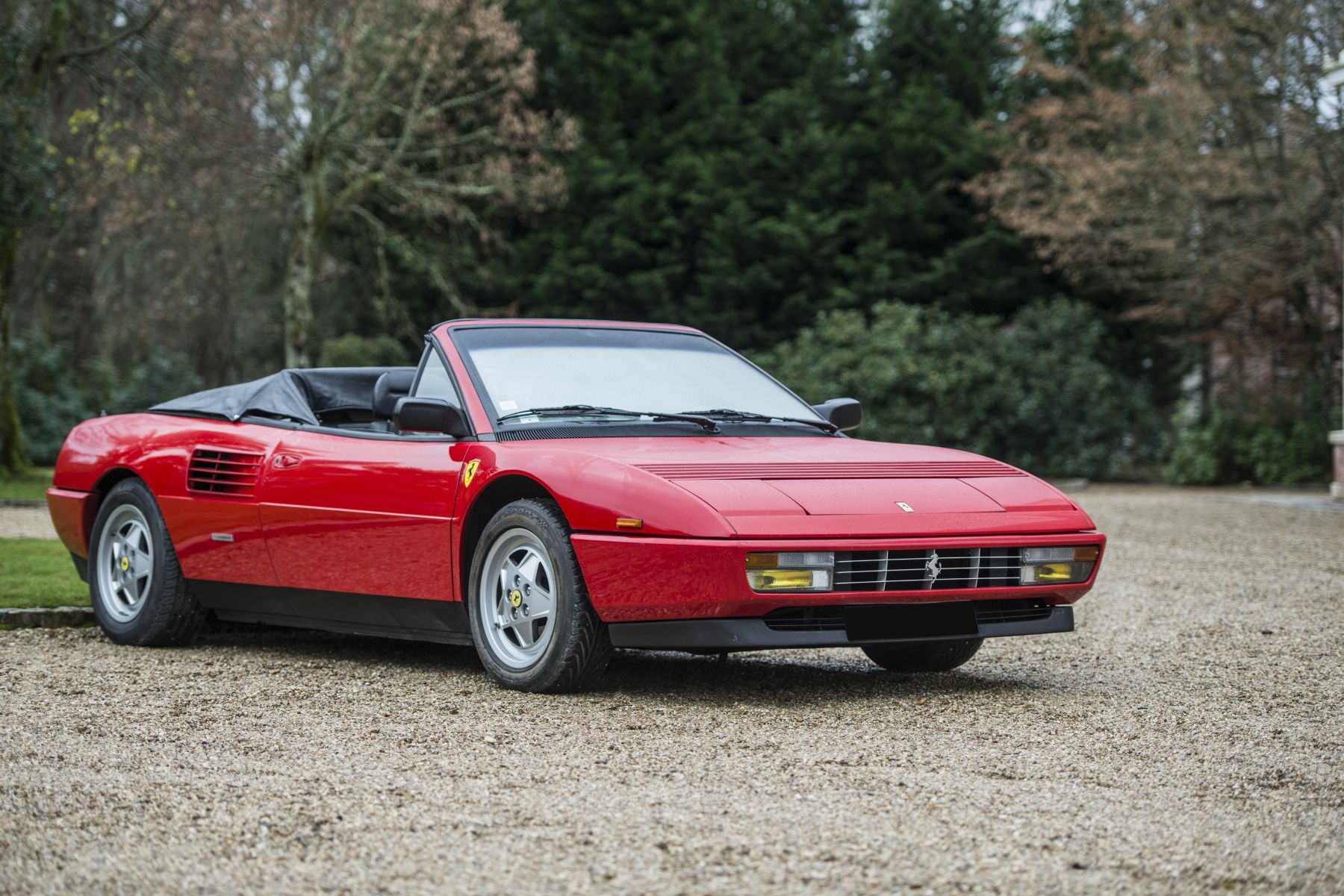 1990 Ferrari Mondial T Cabriolet Classic Driver Market