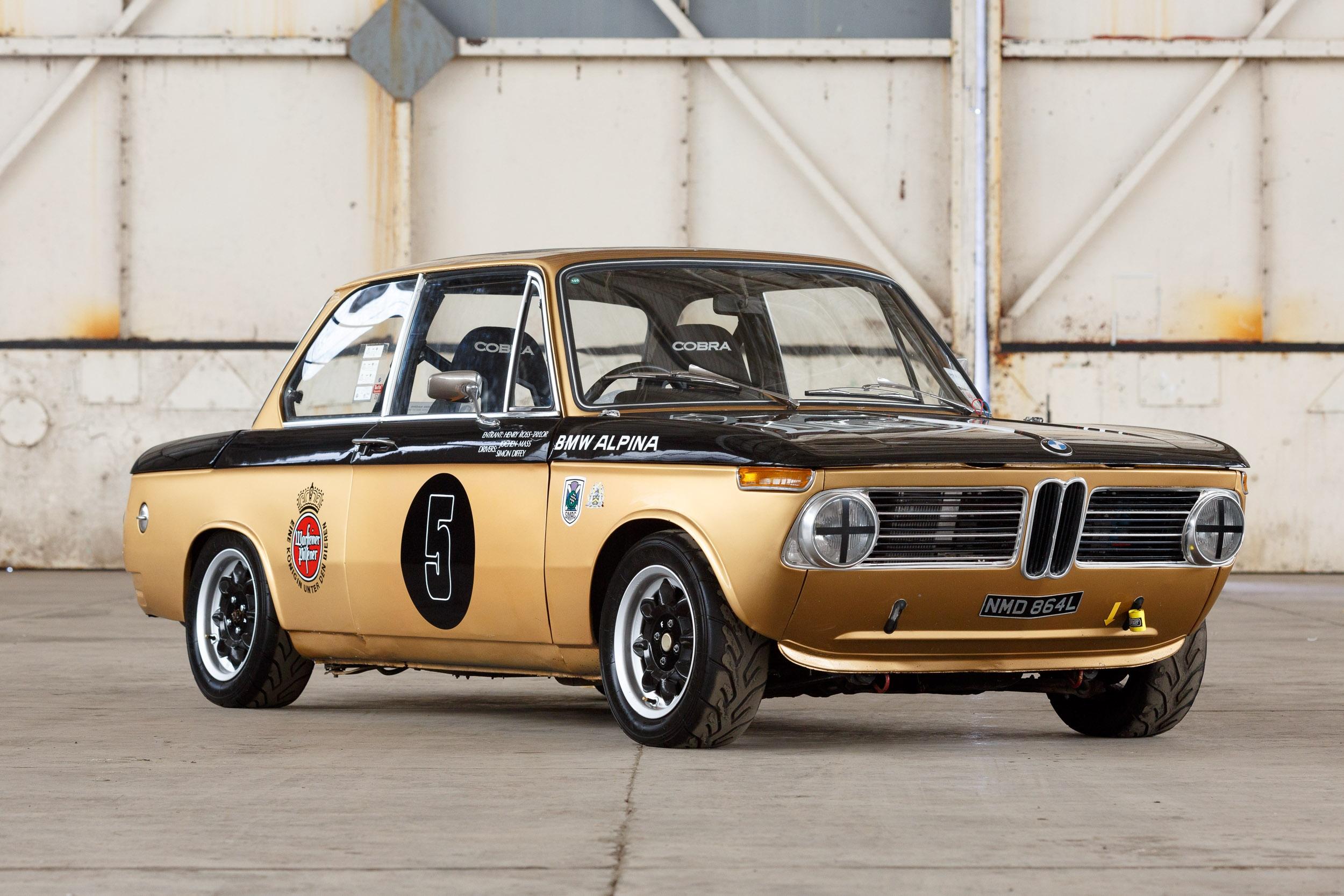 1972 bmw 2002  race car  classic driver market