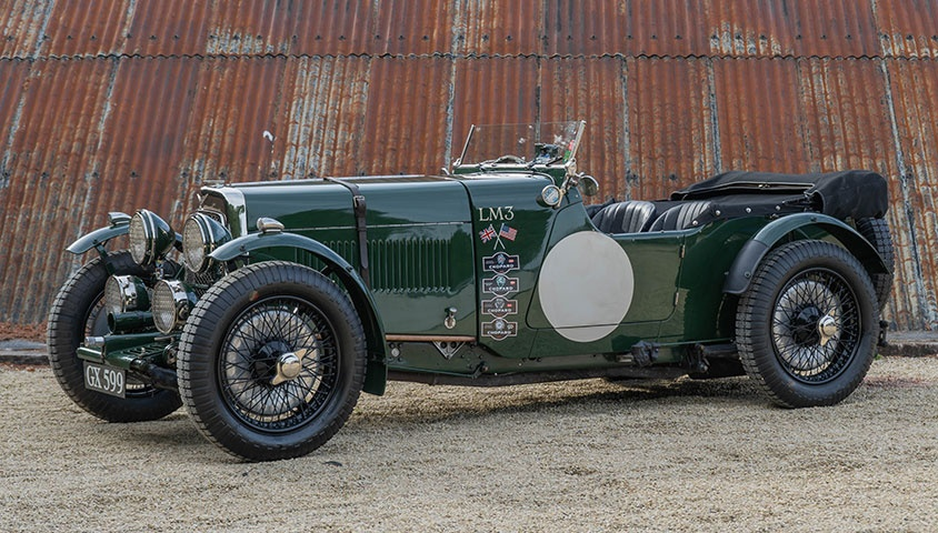 1927 Aston Martin 1 5 Litre Lm3 Classic Driver Market
