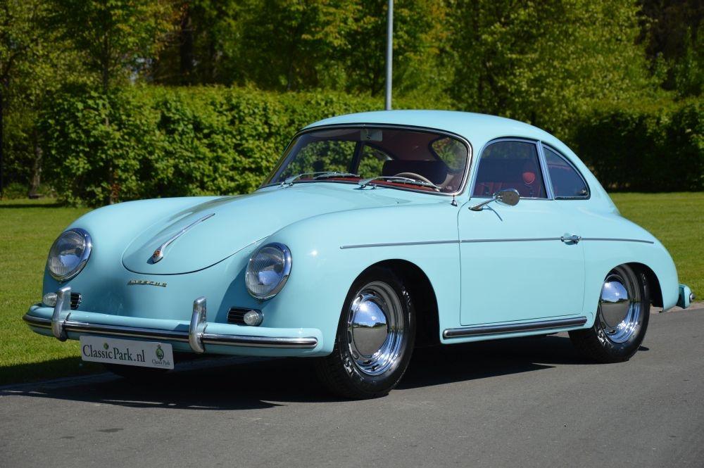 1958 Porsche 356 A Coupe Classic Driver Market