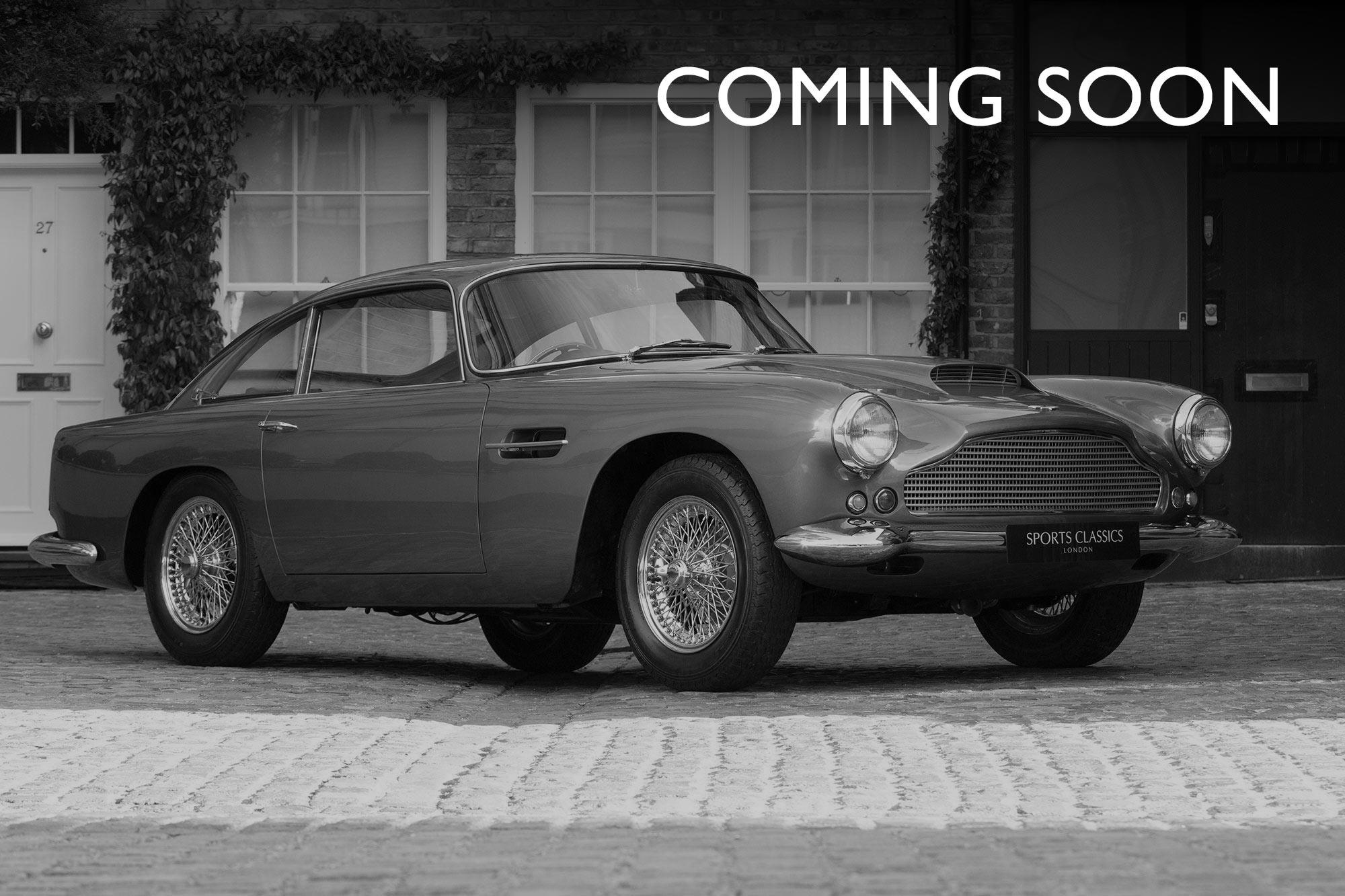 1958 Aston Martin Db4 Vintage Car For Sale