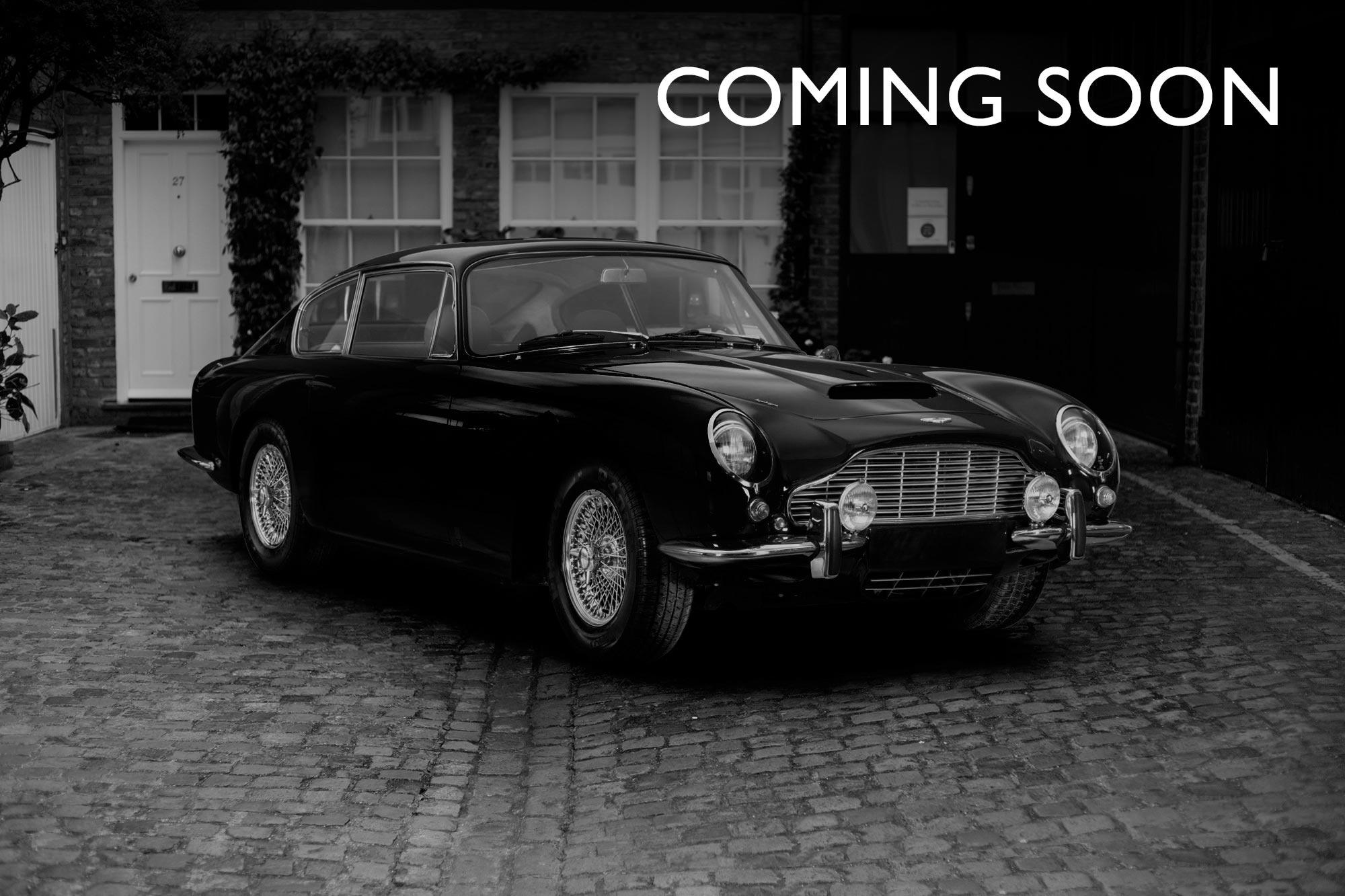 1966 Aston Martin Db6 Vintage Car For Sale