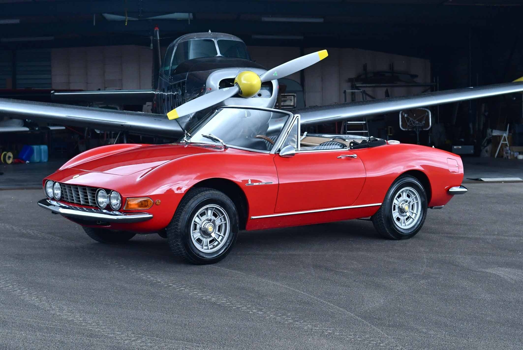 Fiat Dino For Sale Classic Driver 1970 500 Market Cars
