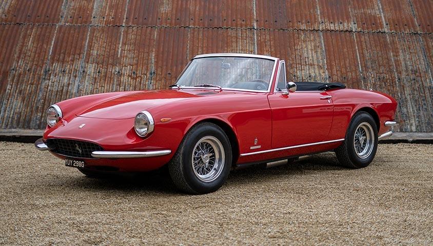 1969 Ferrari 365 Gts Classic Driver Market