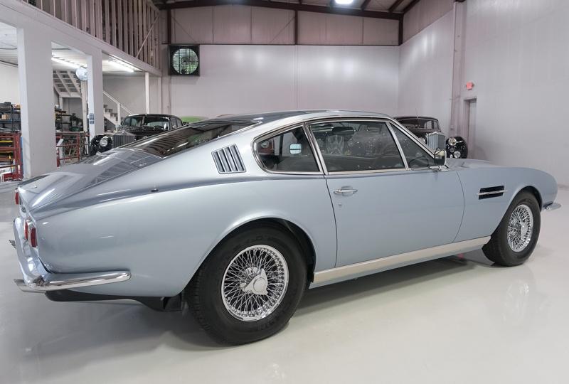 1969 Aston Martin Dbs Oldtimer Zu Verkaufen