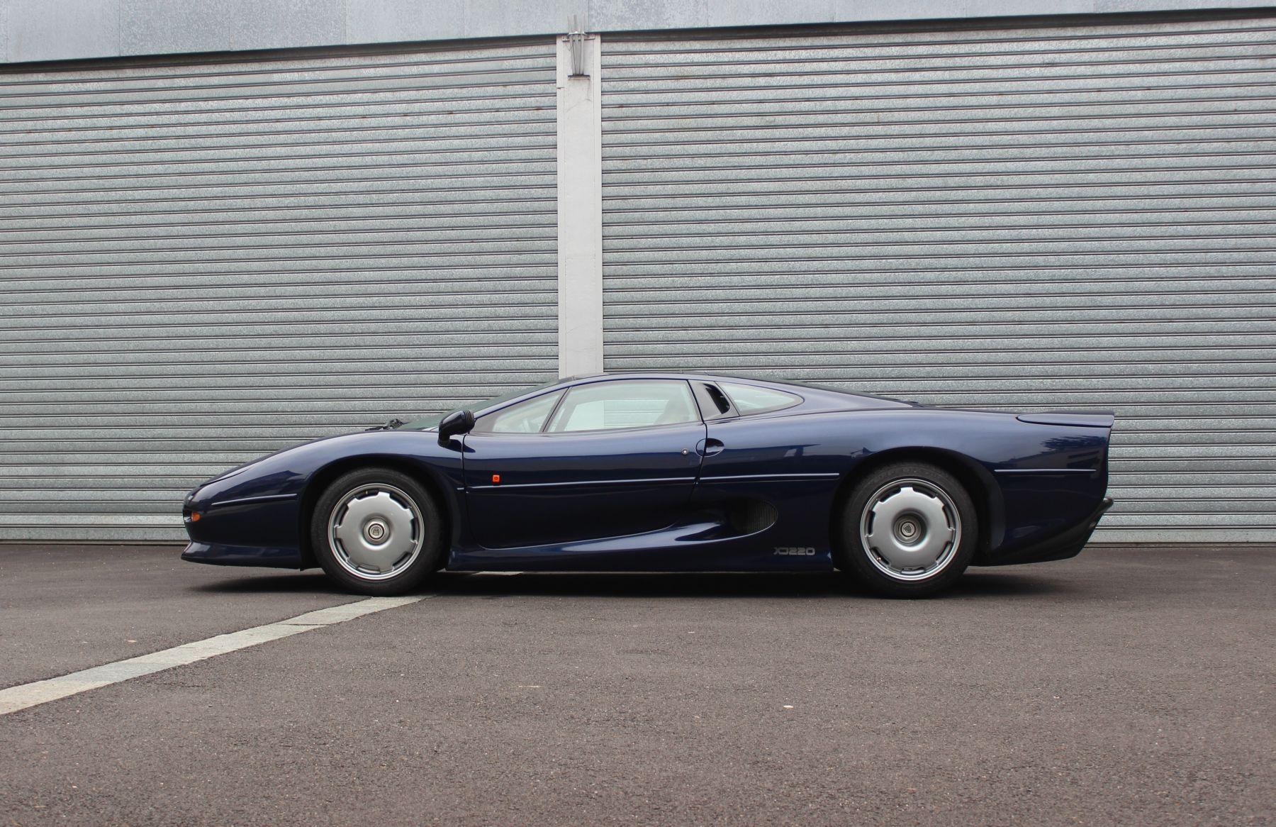 1992 Jaguar Xj220 Xj220 Classic Driver Market
