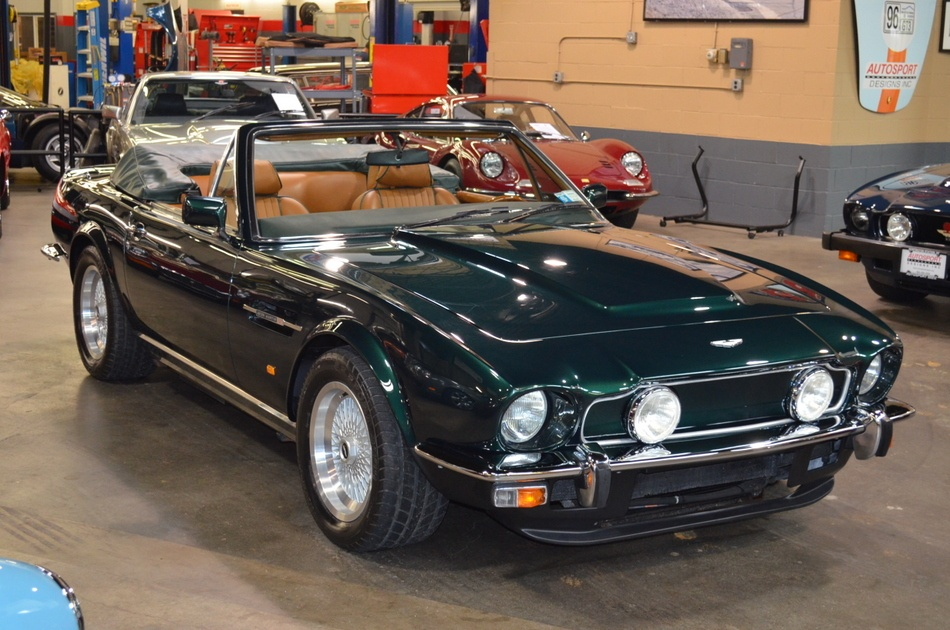 1980 Aston Martin V8 Oldtimer Zu Verkaufen