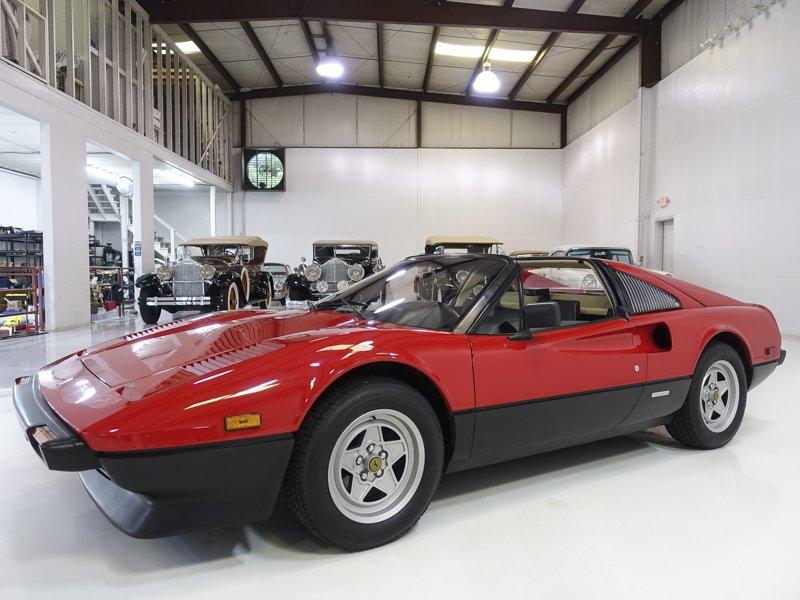 1982 Ferrari 308 Gtsi Classic Driver Market