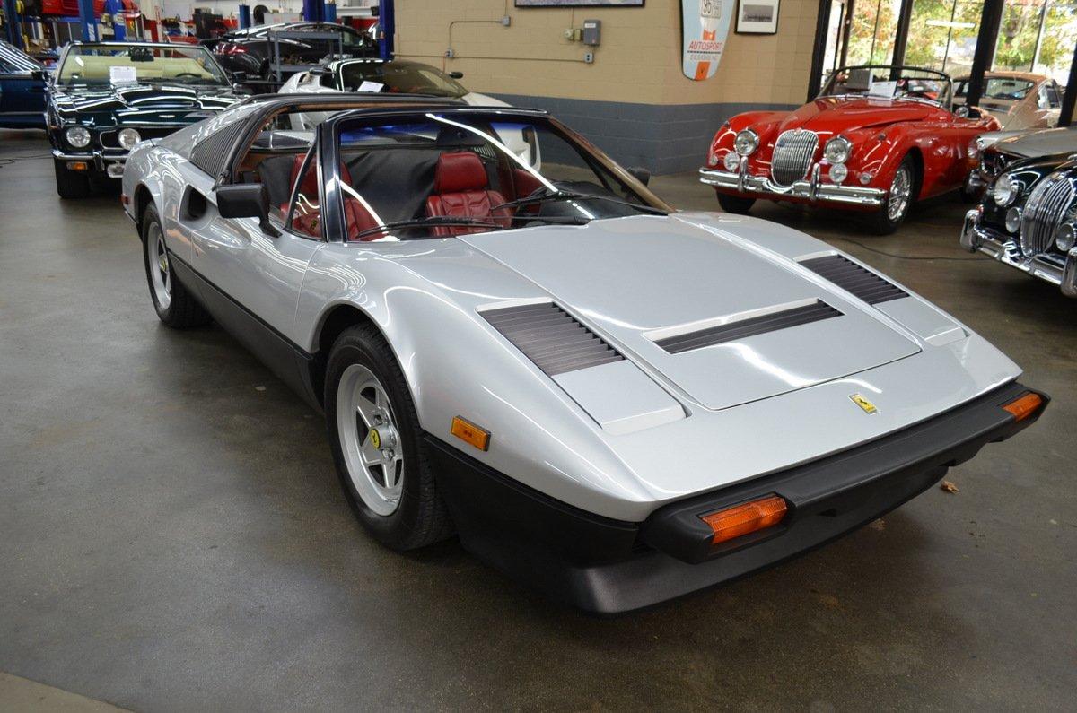 1983 Ferrari 308 Gtsi Qv Oldtimer Zu Verkaufen