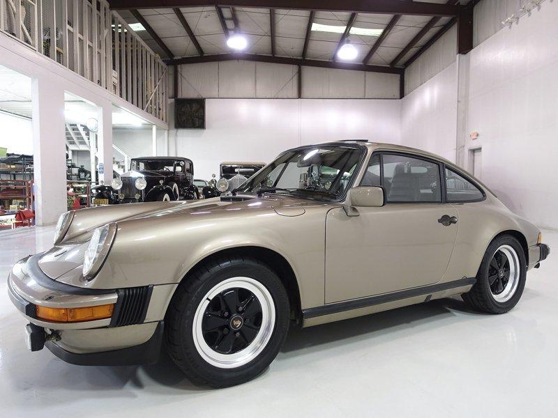 1983 Porsche 911 G Sc Sunroof Coupe Classic Driver Market
