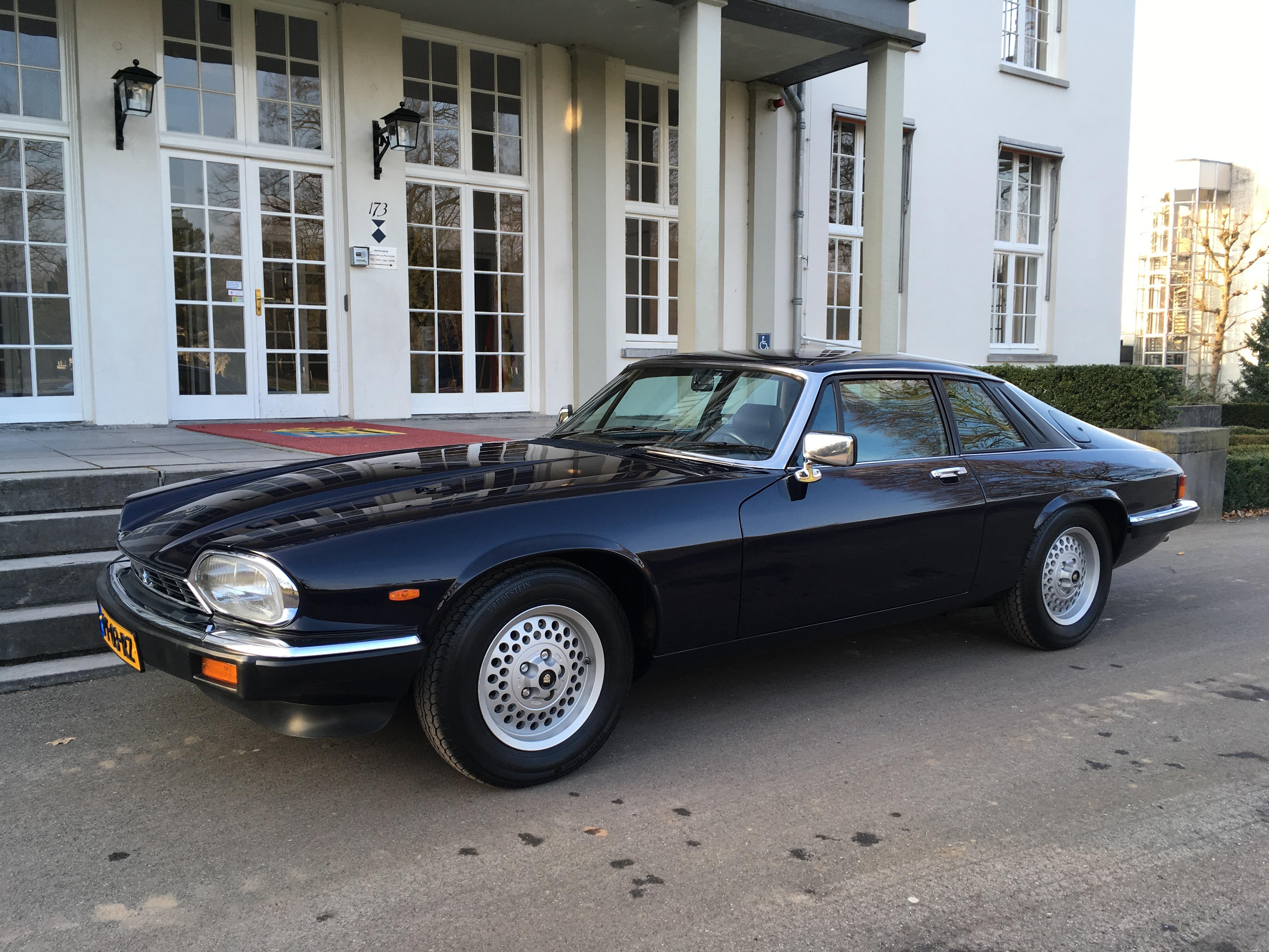 1985 jaguar xjs - voiture de collection à vendre
