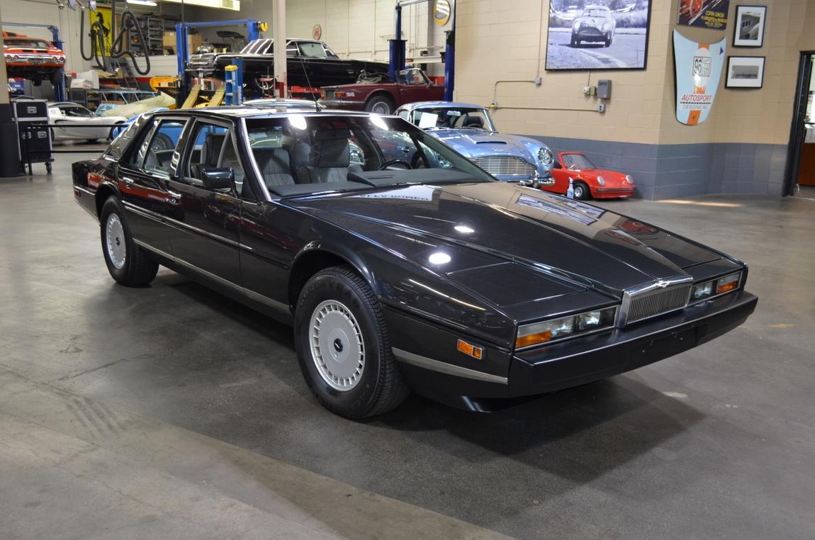 1986 aston martin lagonda   classic driver market