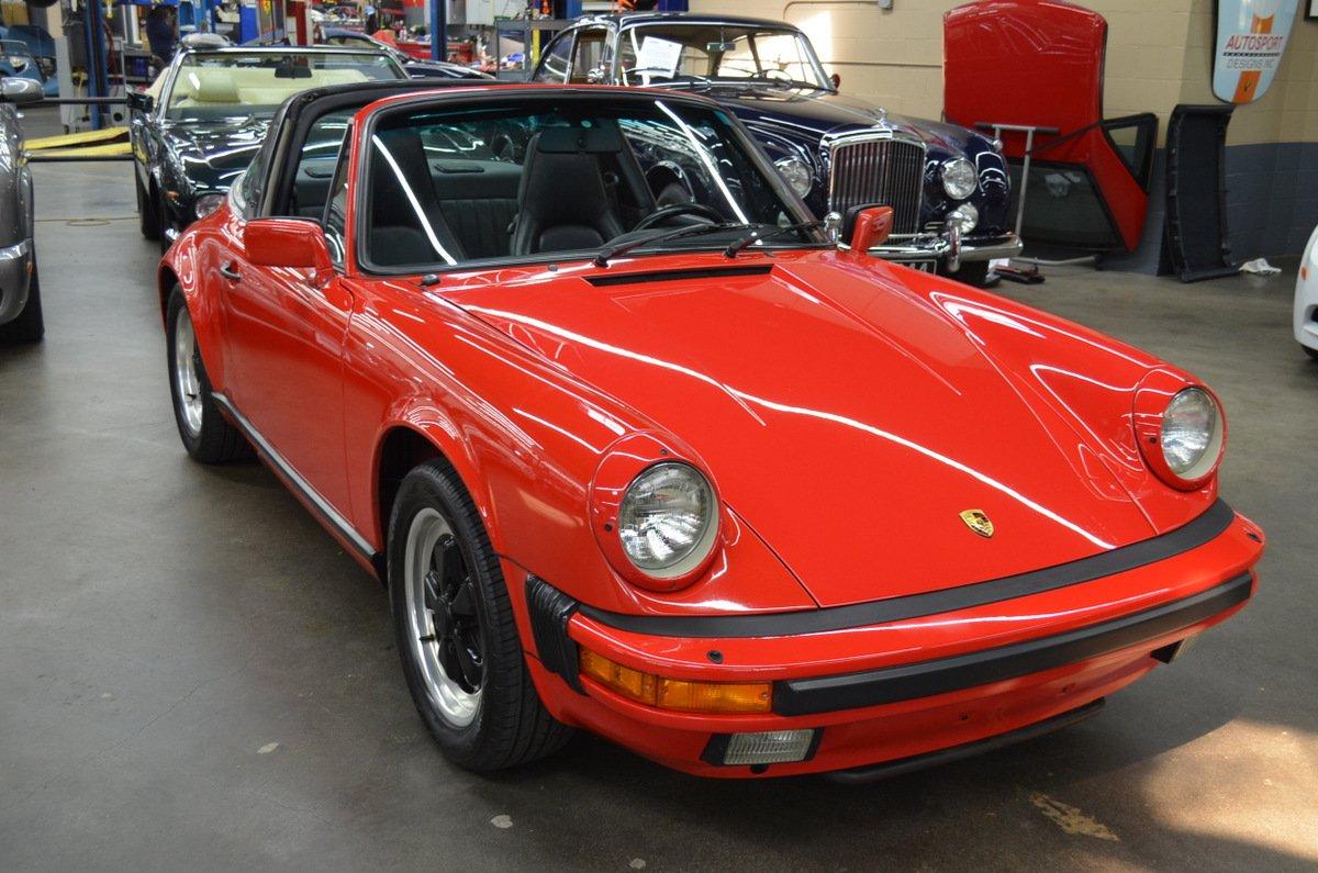 1986 Porsche 911 G Carrera Targa Classic Driver Market