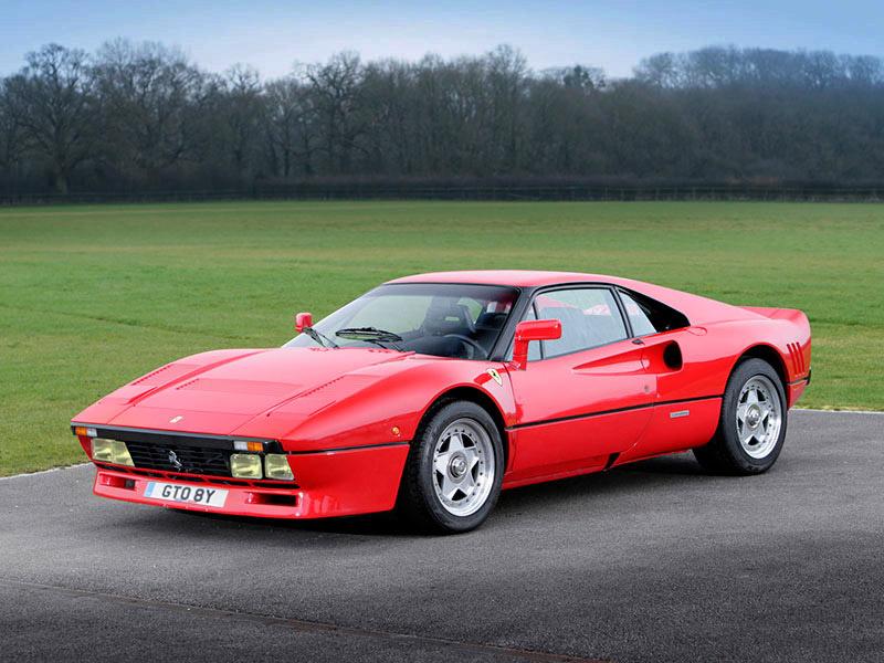 1984 Ferrari 288 GTO - #85