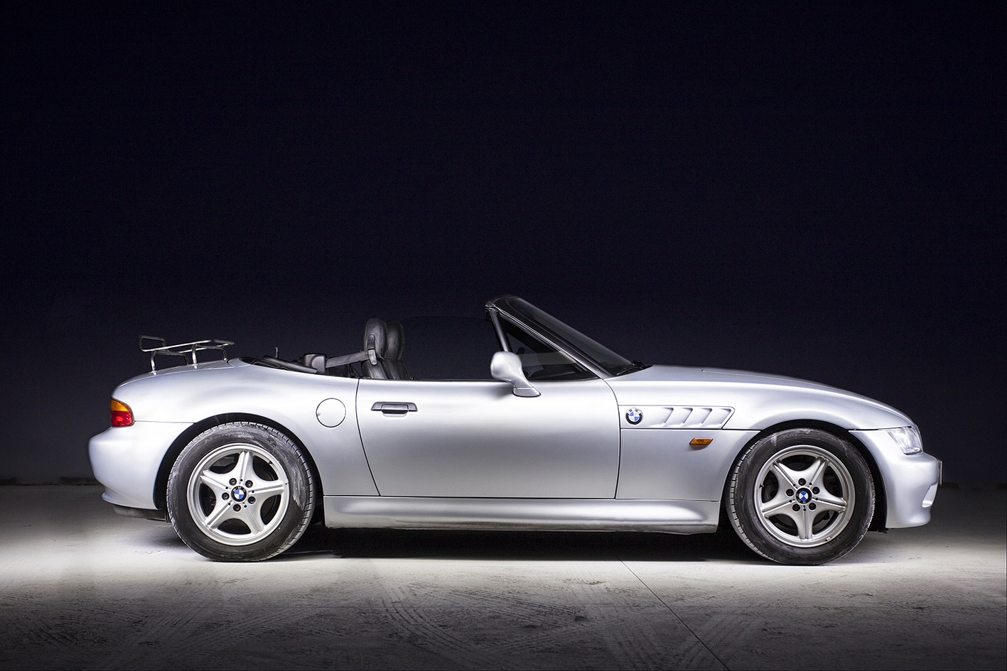 1997 Bmw Z3 1 8 First Serie 115 Ps Classic Driver Market
