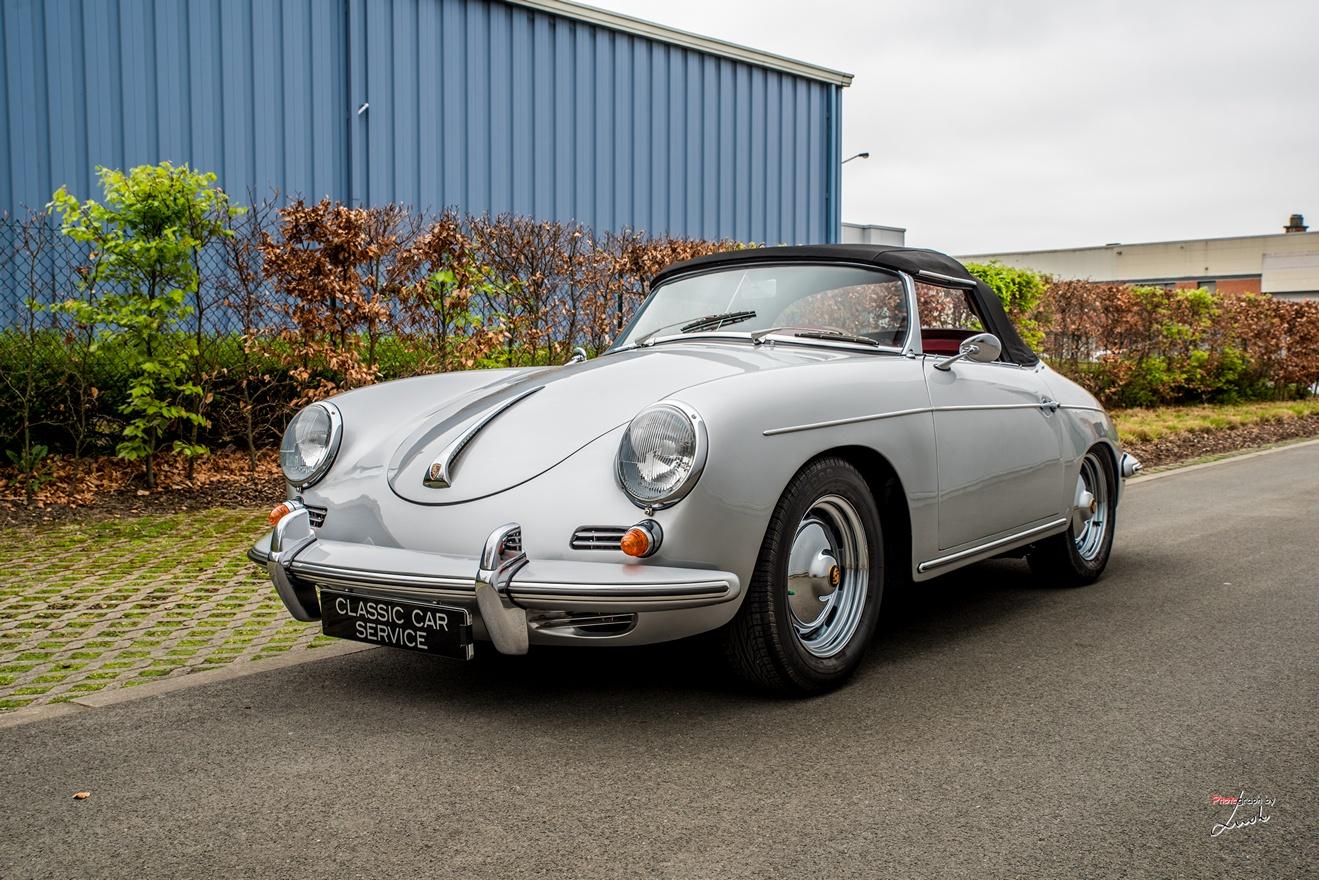 1960 Porsche 356 Porsche 356 B T5 Roadster Convertible Classic Driver Market