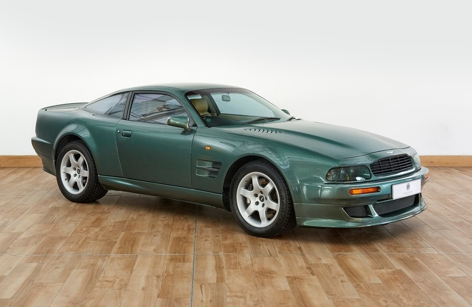 1996 Aston Martin Vantage V550 600 Classic Driver Market