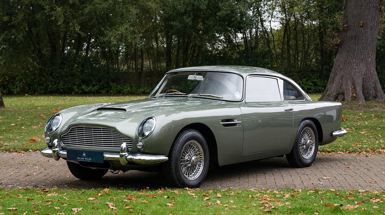 1963 Aston Martin Db4 Series 5 Vantage Classic Driver Market