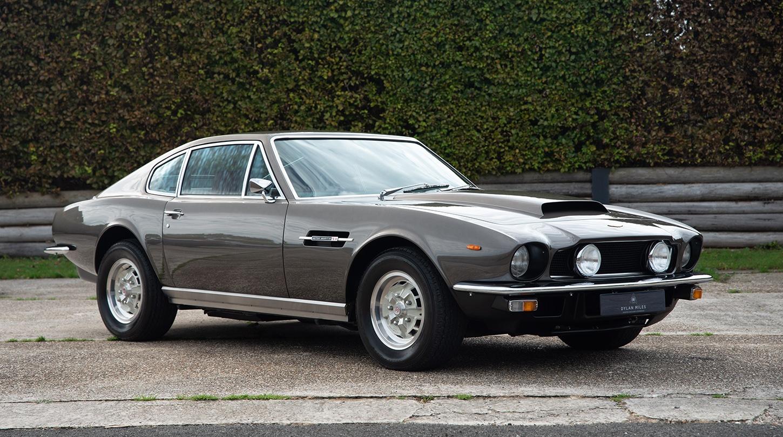 1975 Aston Martin V8 Vintage Car For Sale