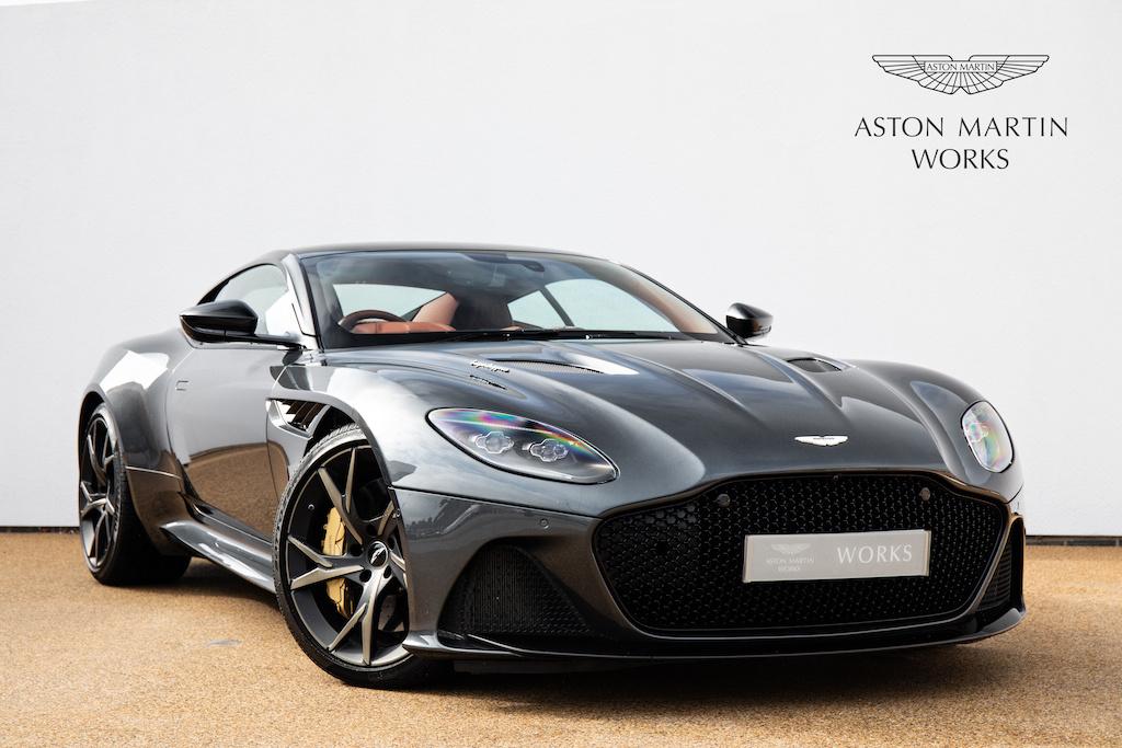 2019 Aston Martin Dbs Superleggera Classic Driver Market
