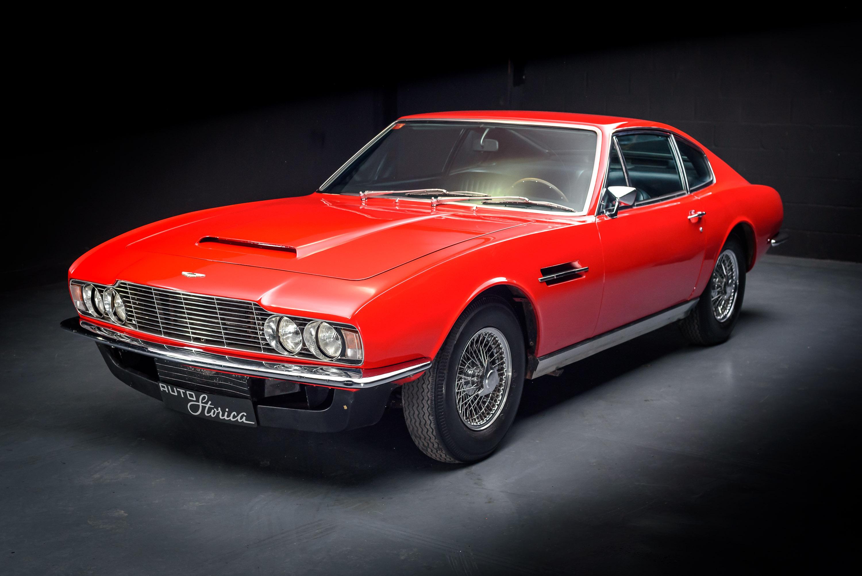 1970 Aston Martin Dbs Oldtimer Zu Verkaufen