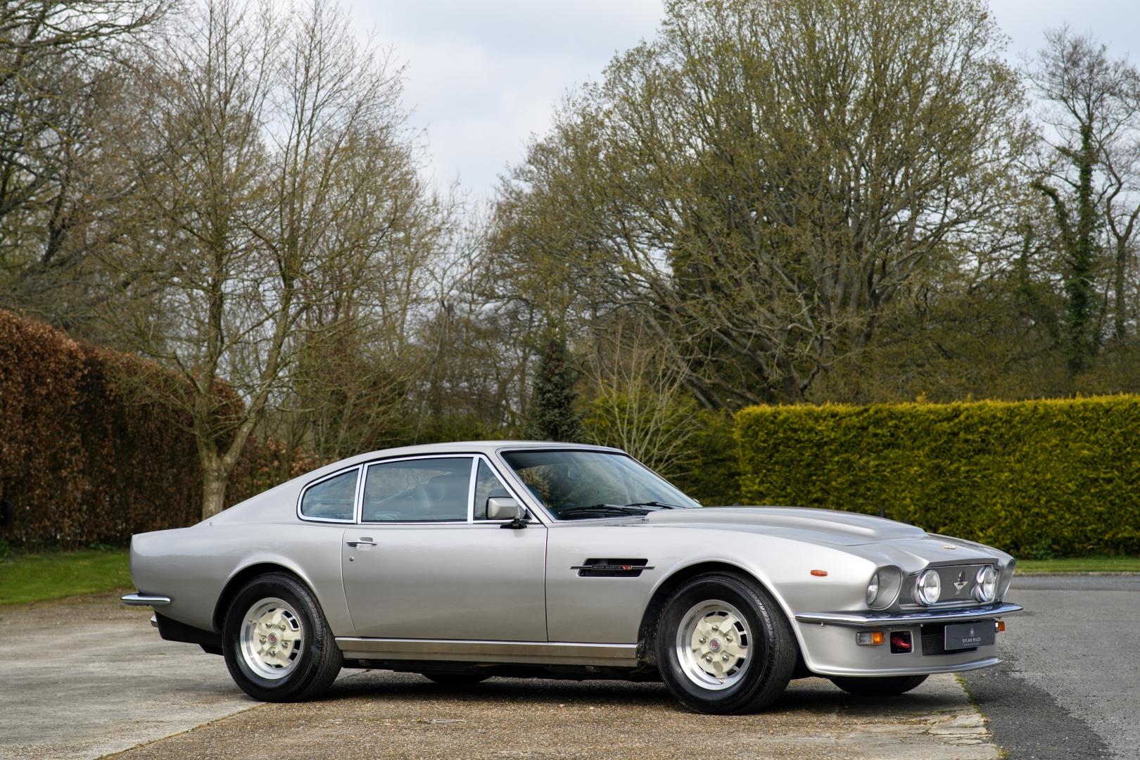 1978 Aston Martin V8 Vantage Factory Works Demonstrator Classic Driver Market
