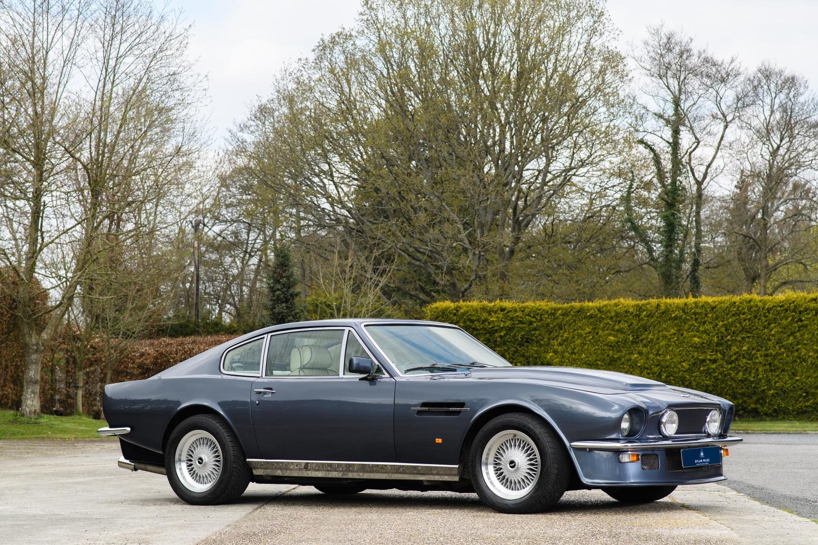 1974 Aston Martin V8 Series 3 Coupe Oscar India Spec 5 7l Engine Classic Driver Market