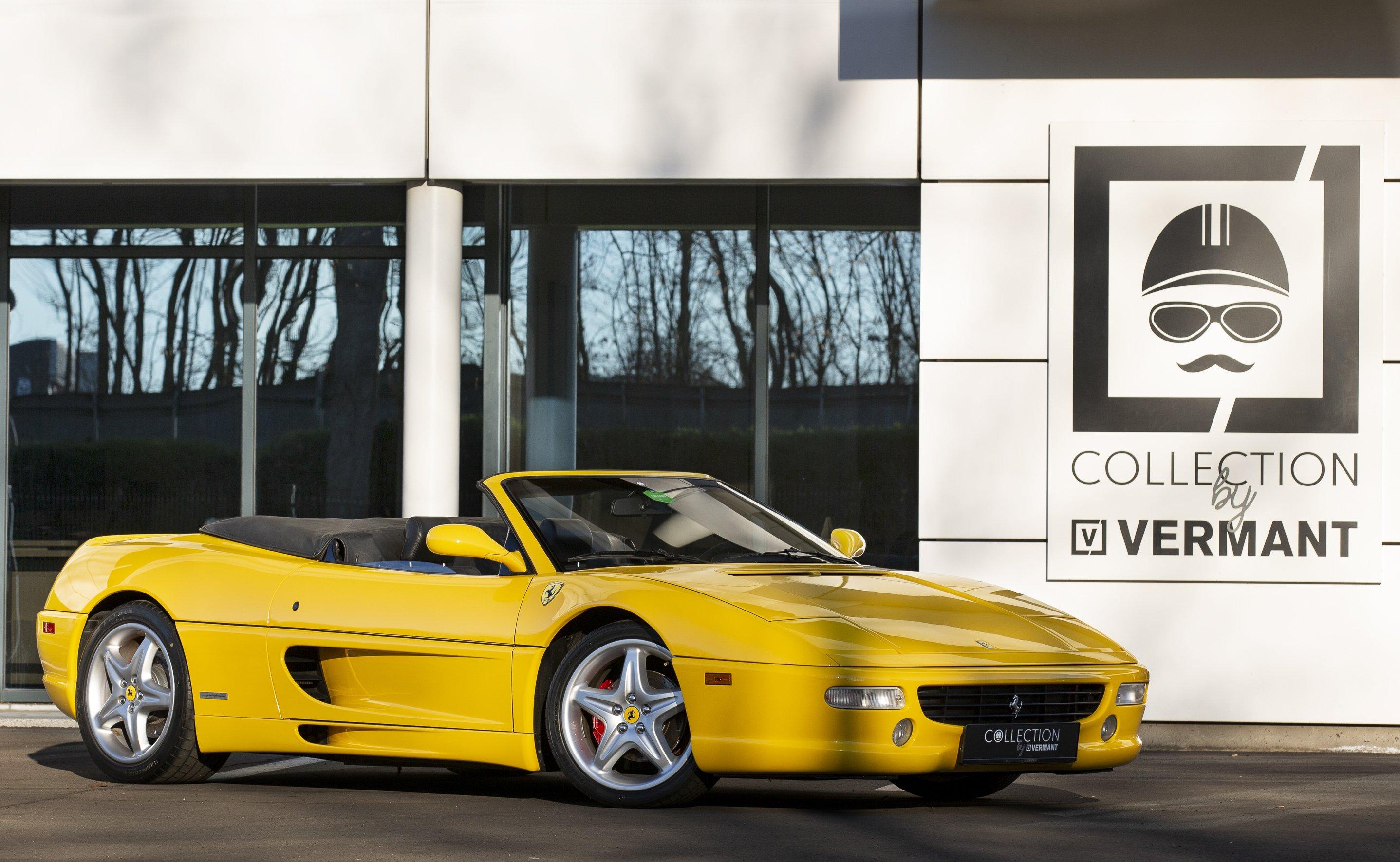 1999 Ferrari F355 Fiorano Spider F1 1 Of Only 100 Produced Classic Driver Market