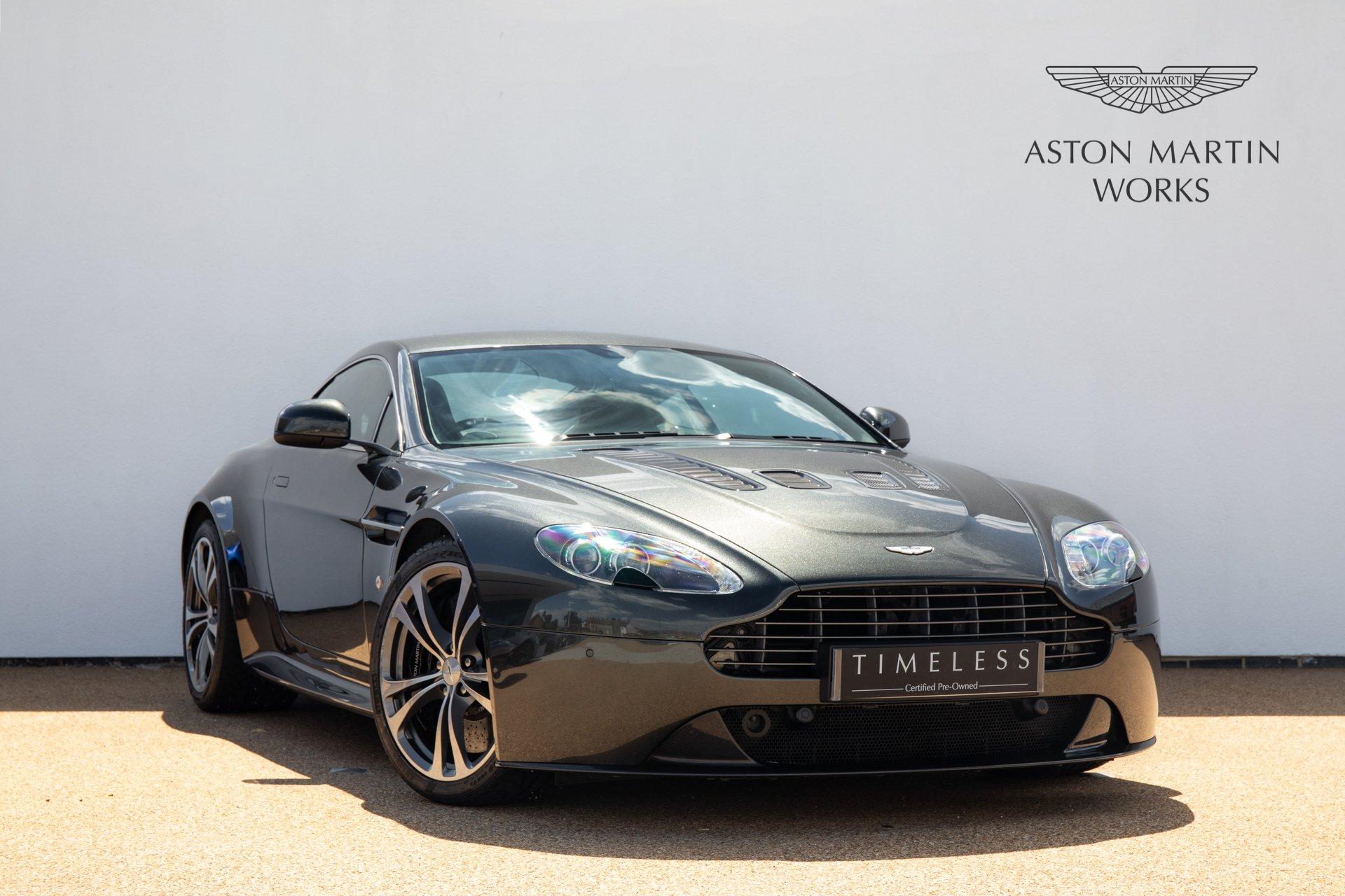 2013 Aston Martin V12 Vantage Classic Driver Market