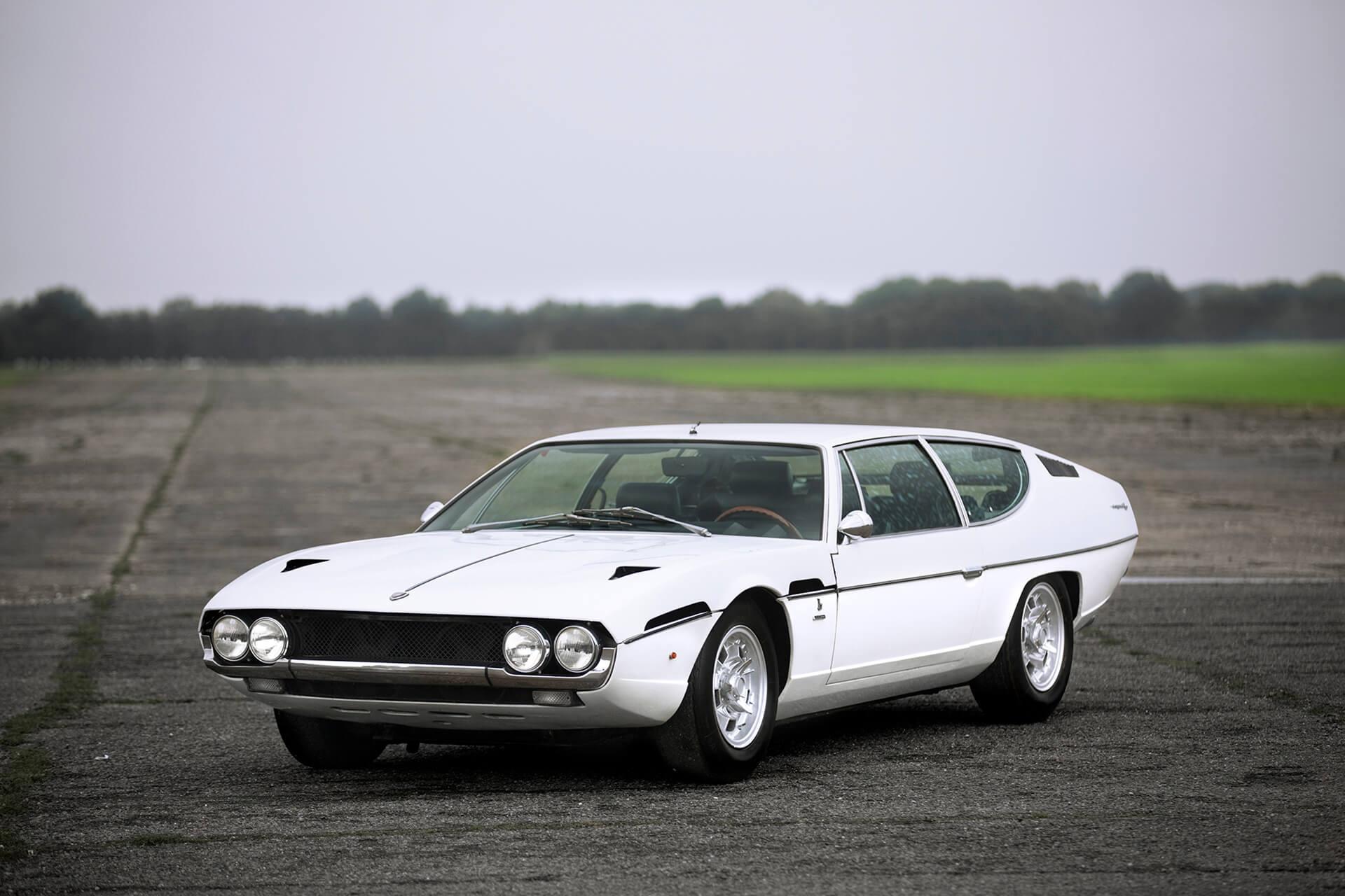 1969 Lamborghini Espada Vintage Car For Sale